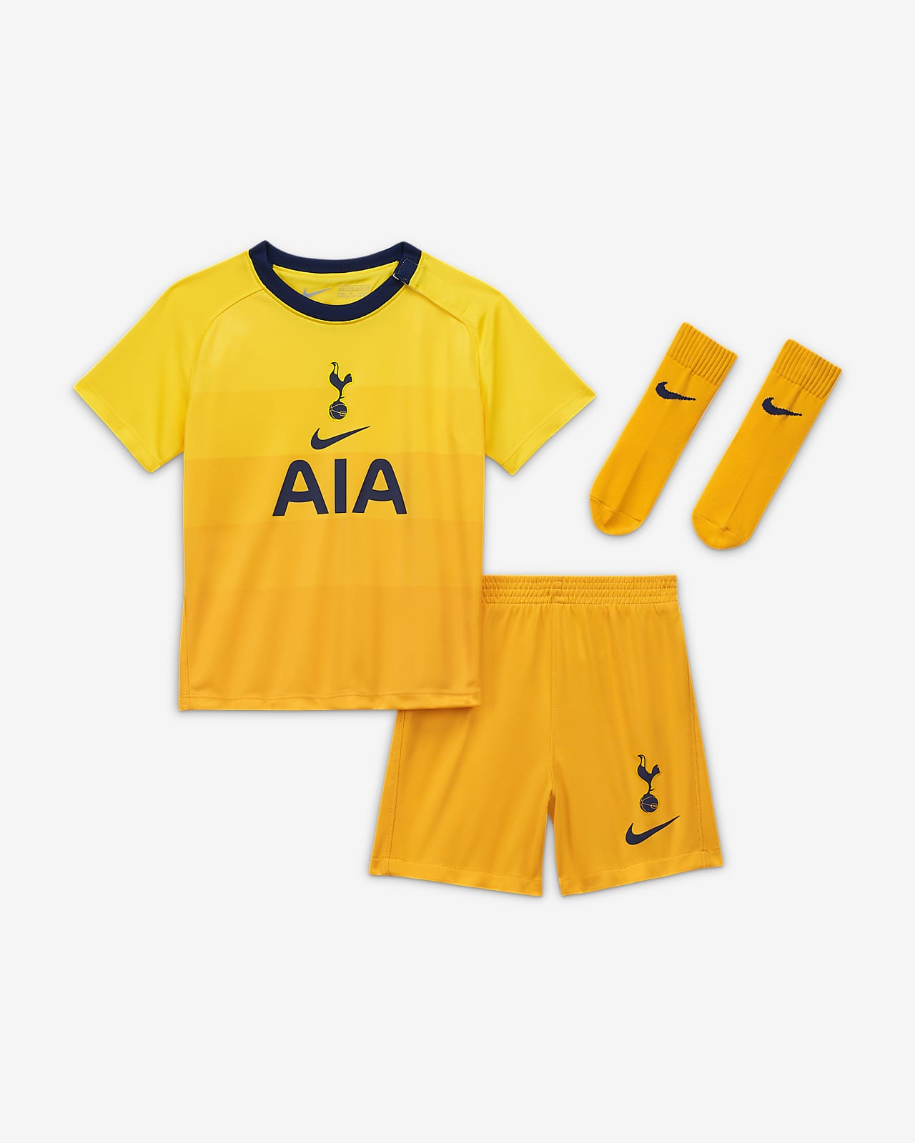 Tottenham Hotspur 2020/21 Third Baby and Toddler Football Kit