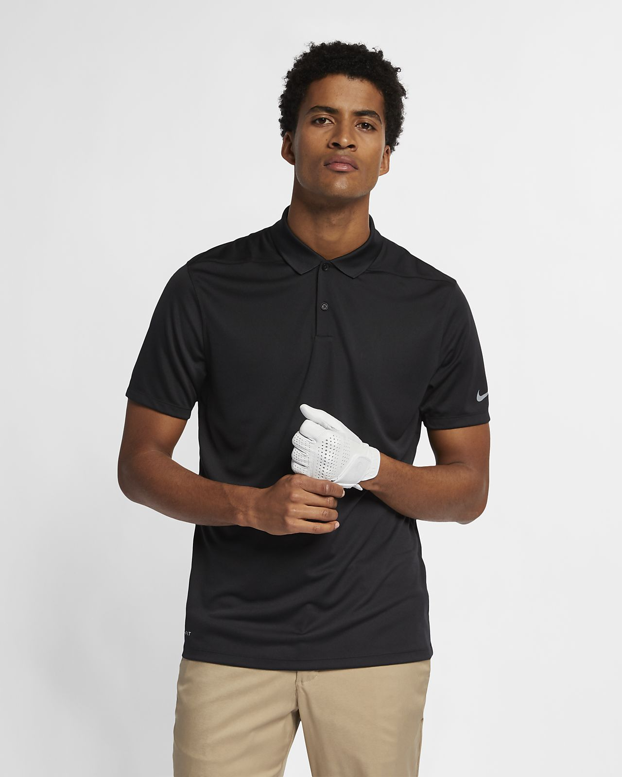Nike Mens Victory Solid Polo