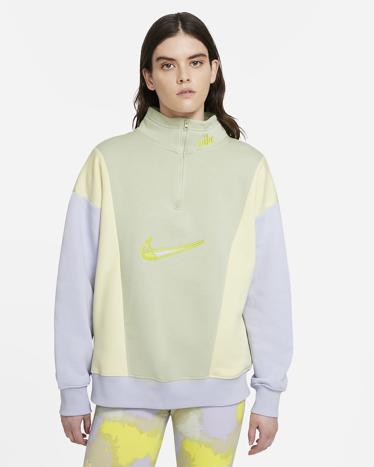 Nike Sportswear Women's 1/4-Zip Fleece