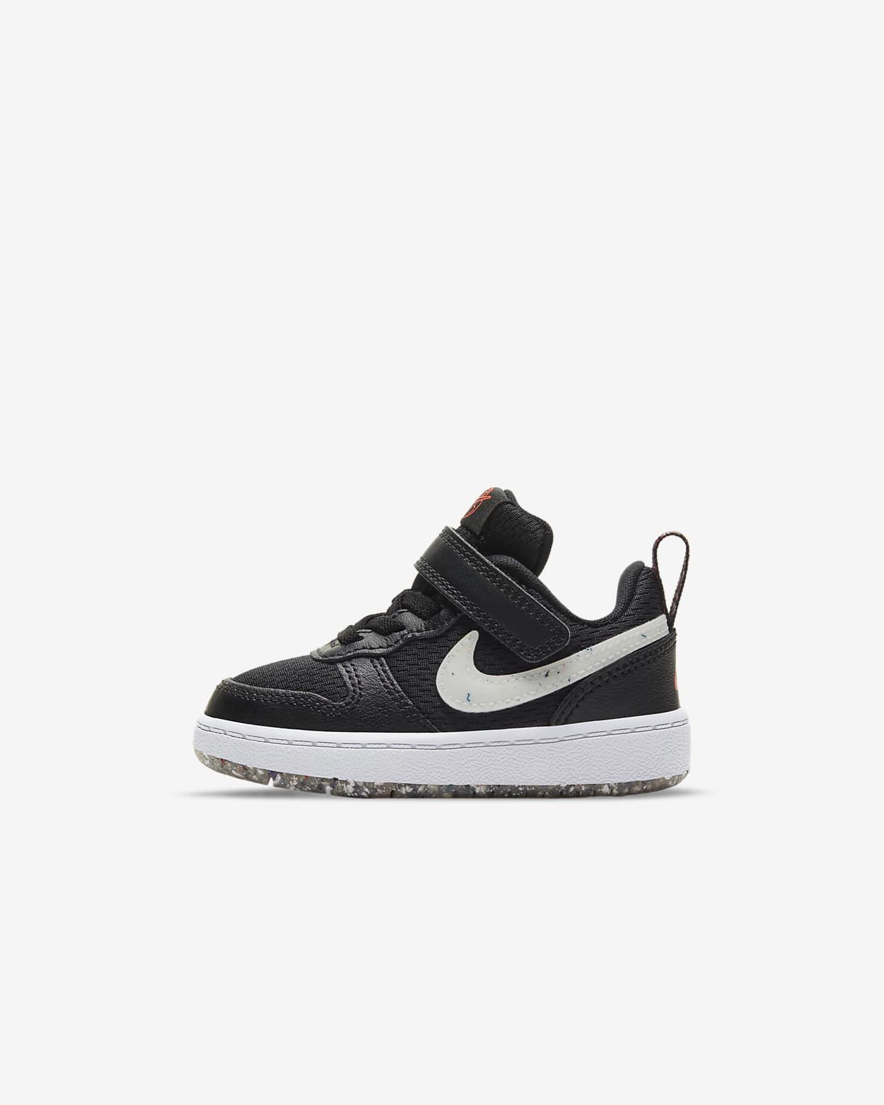 Nike Court Borough Low 2 SE (TDV) 婴童运动童鞋