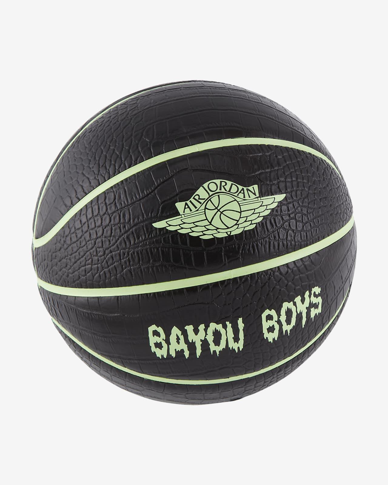 Balón de básquetbol para niño Jordan x Bayou