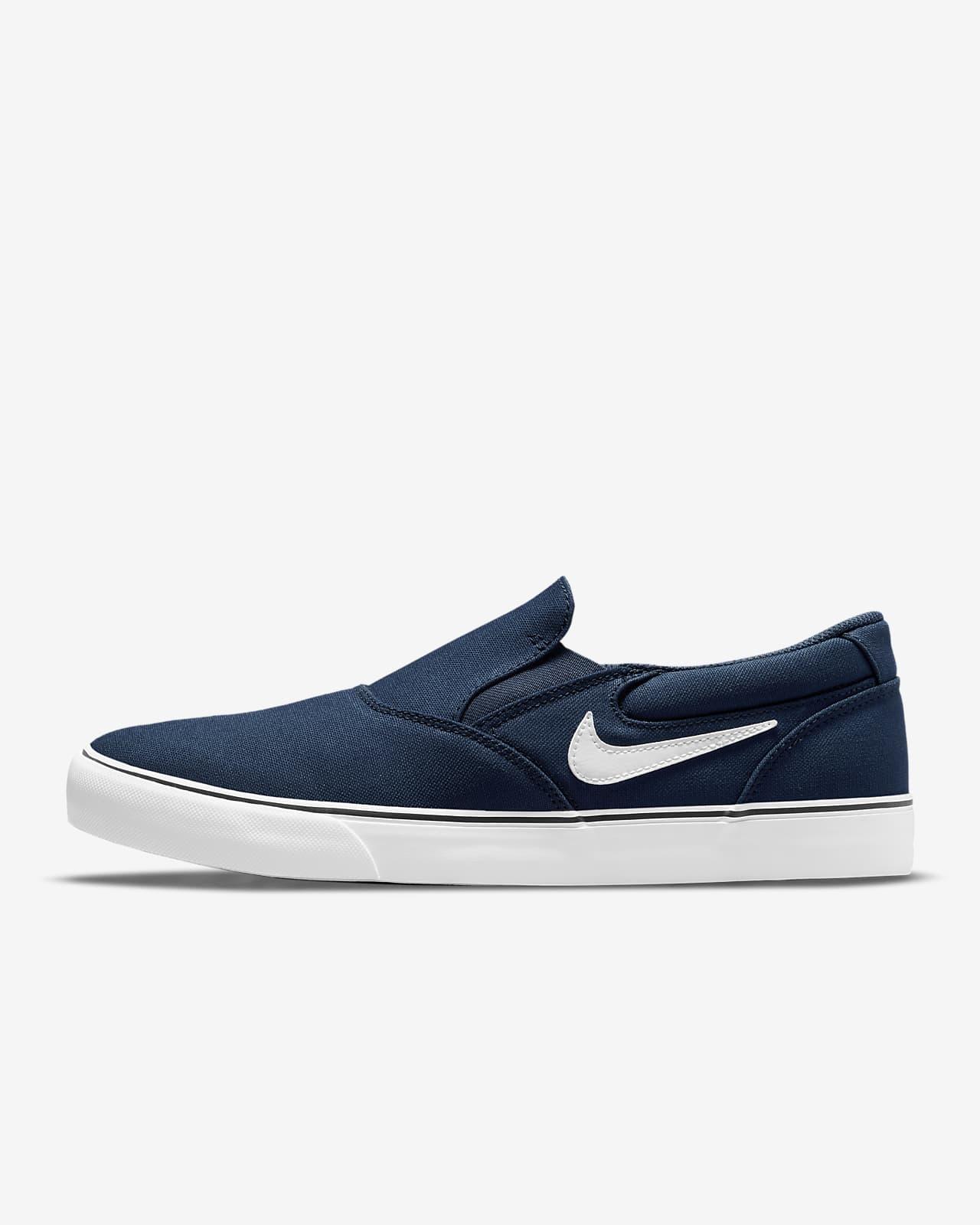 Nike SB Chron 2 Slip Skate Shoes