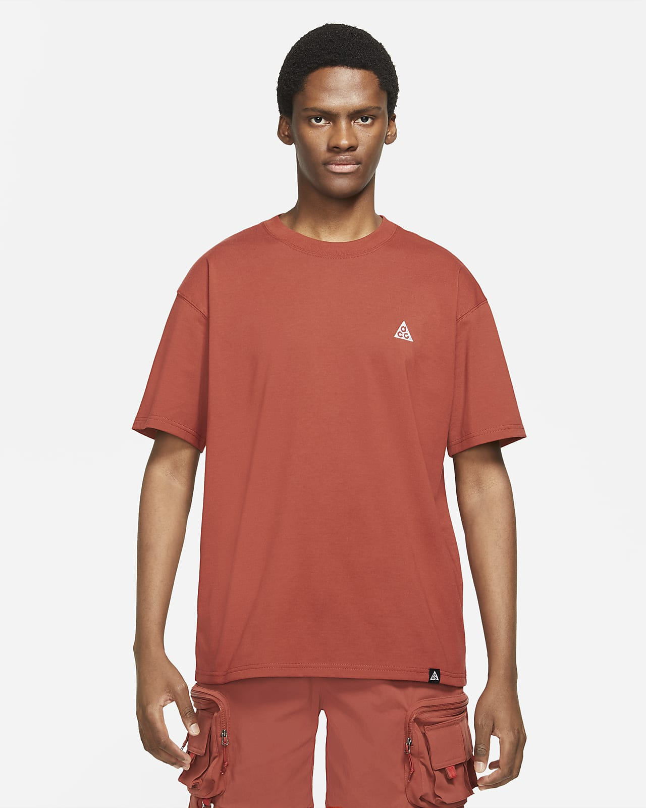 Nike ACG Kısa Kollu Erkek Tişörtü