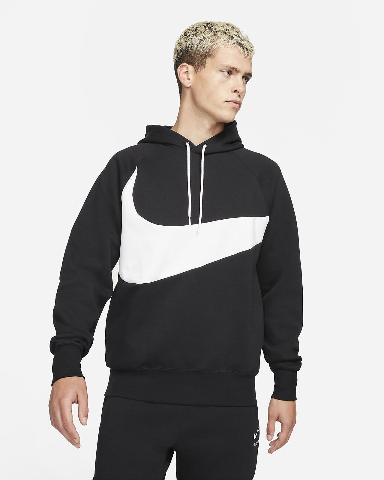 Sweat à capuche Nike Sportswear Swoosh Tech Fleece pour Homme