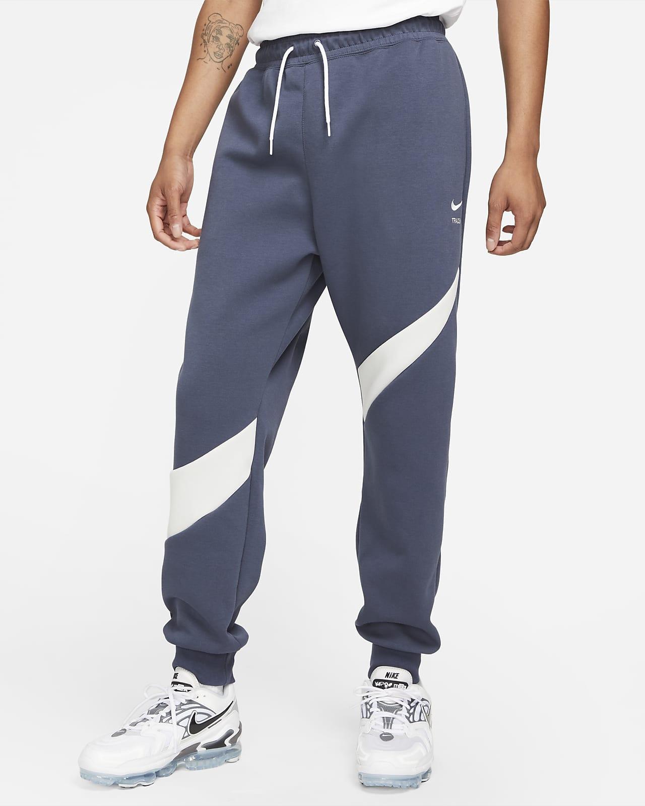 Pánské kalhoty Nike Sportswear Swoosh Tech Fleece