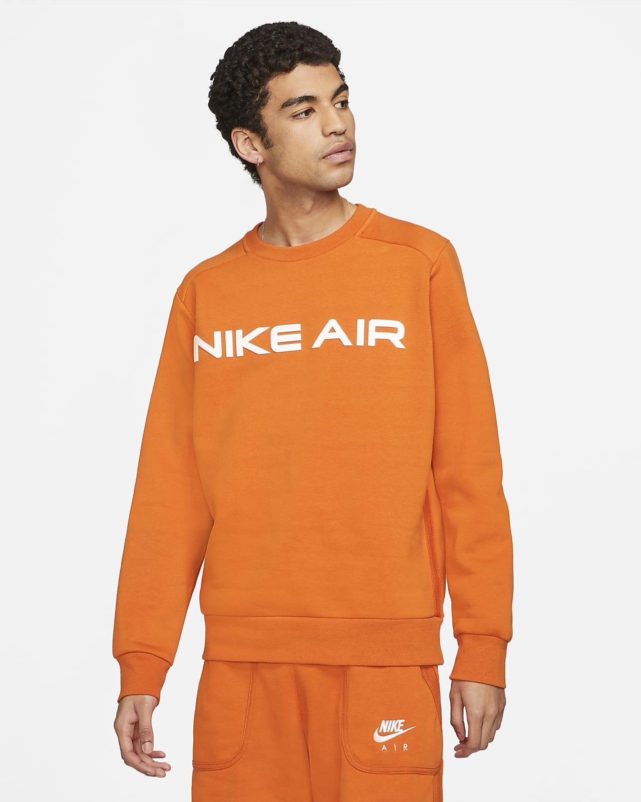 Nike Air Fleece Erkek Crew Üstü