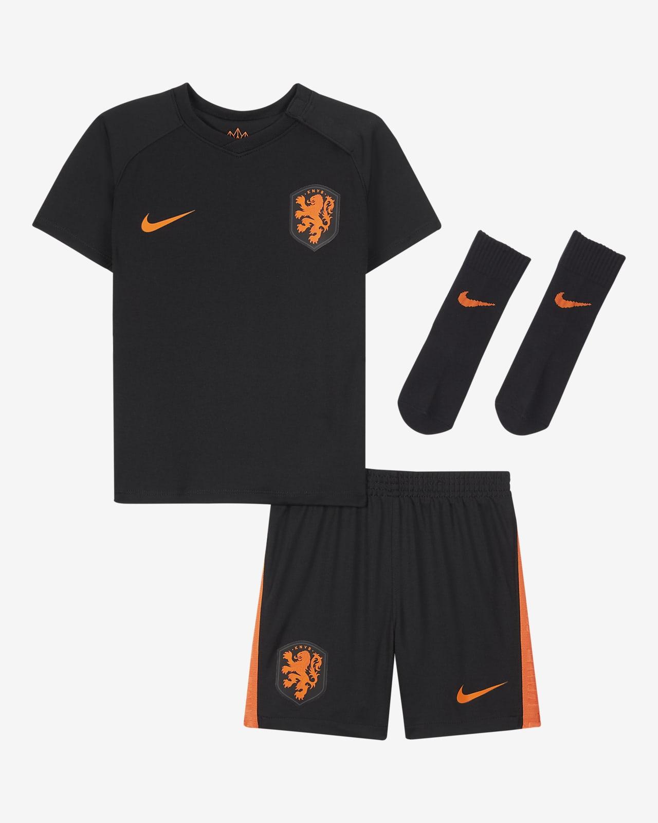 Divisa da calcio Olanda 2020 per neonati/bimbi piccoli - Away
