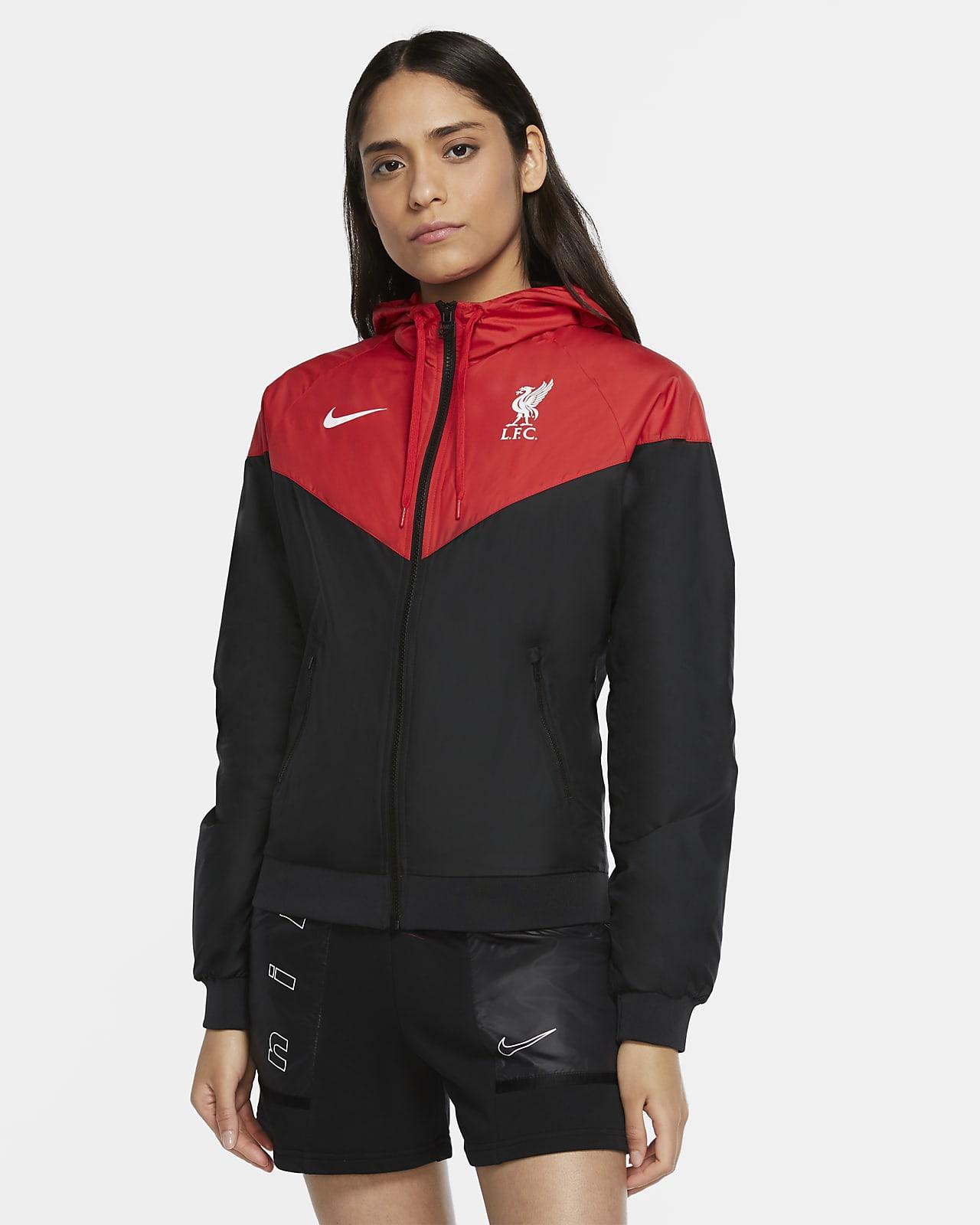 Liverpool FC Windrunner Women's Jacket