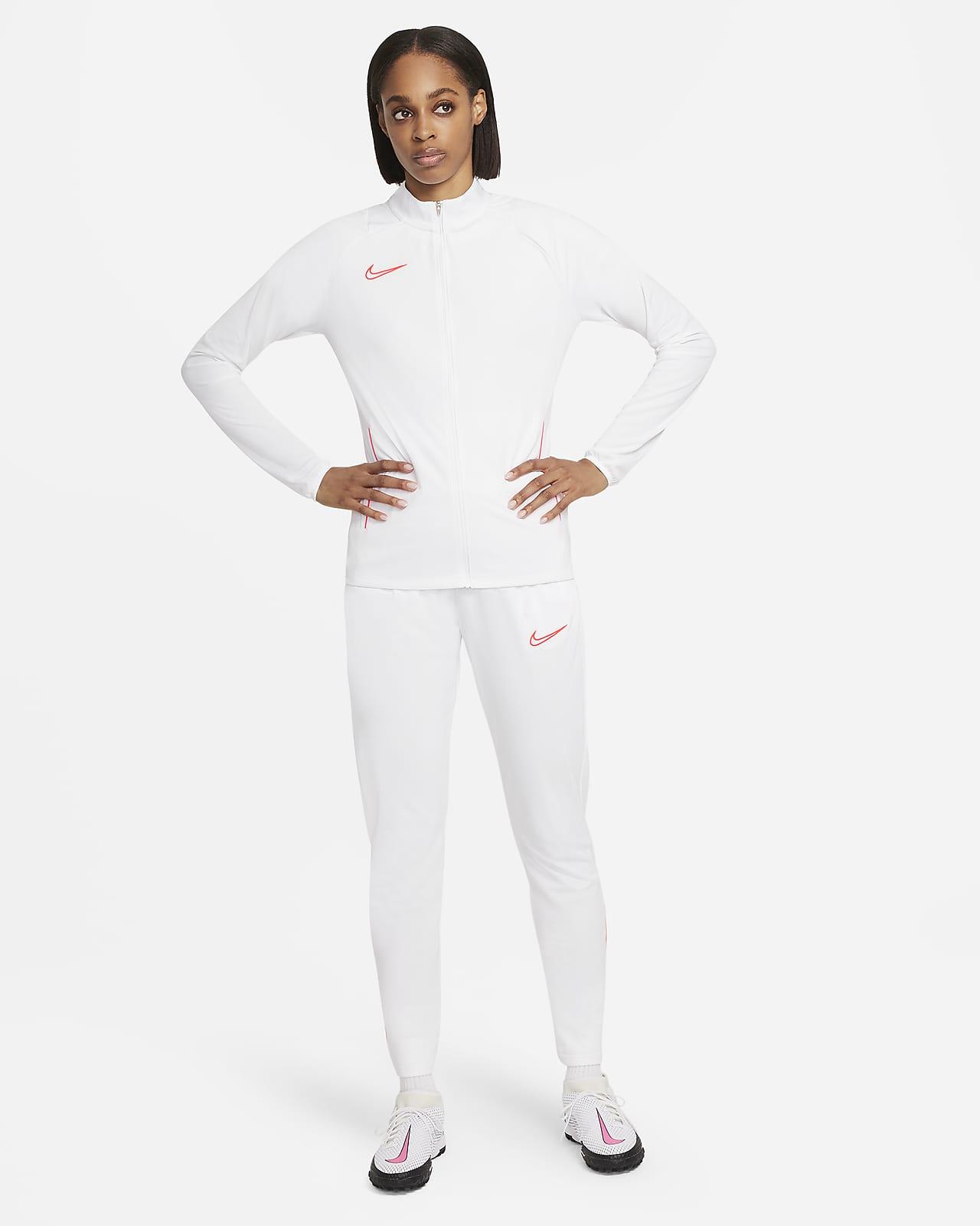 Женский трикотажный футбольный костюм Nike Dri-FIT Academy