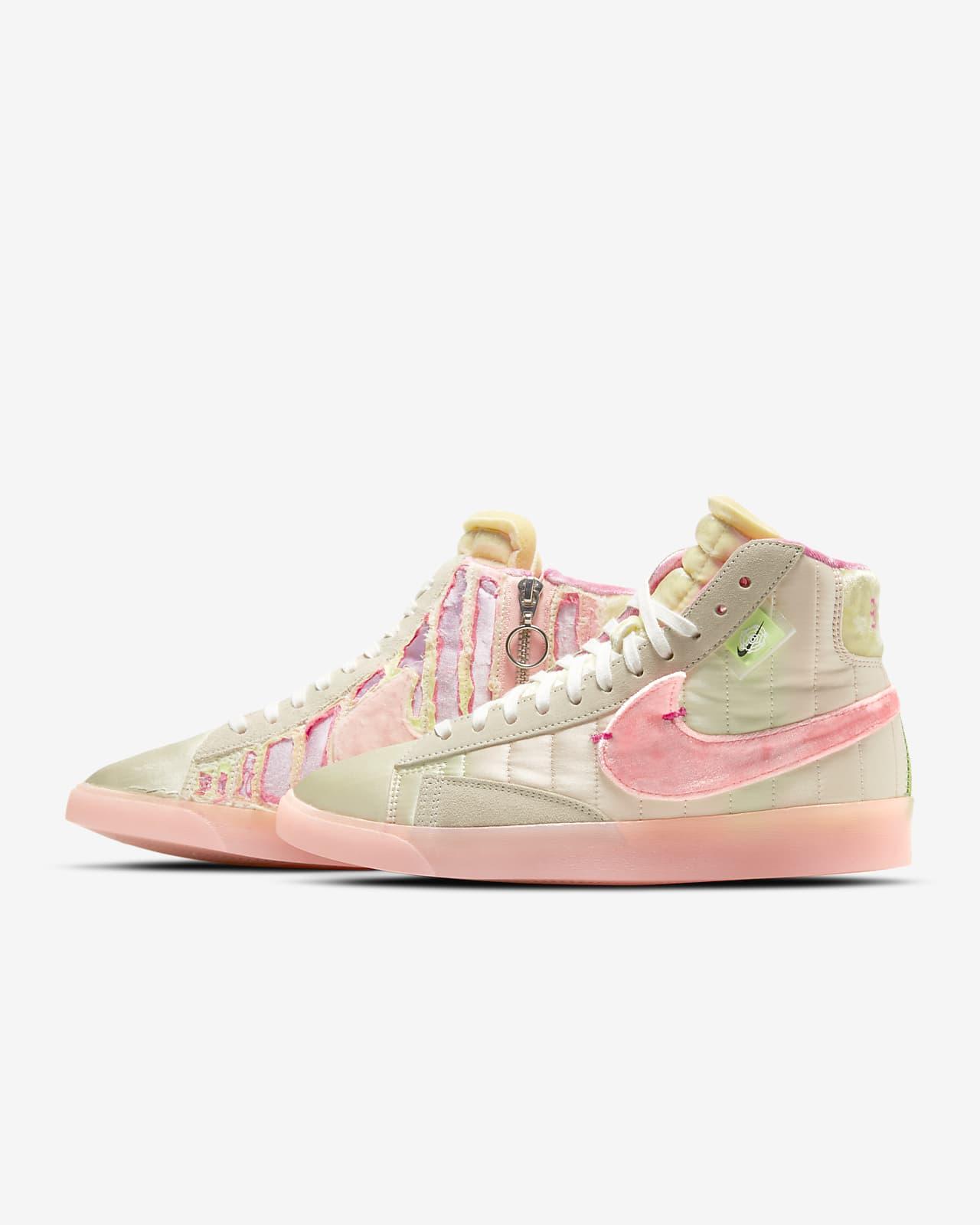 Nike Blazer Mid Rebel 女子运动鞋
