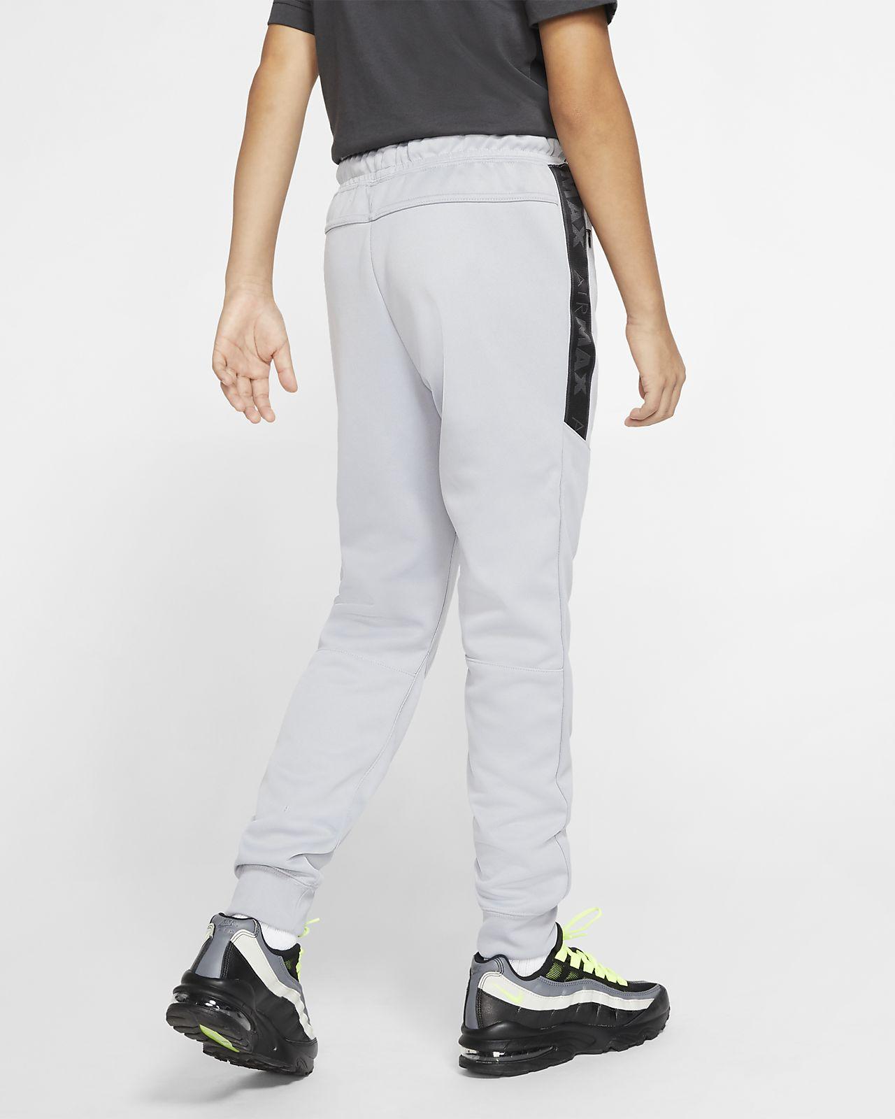 Spodnie dla dużych dzieci (chłopców) Nike Sportswear Air Max