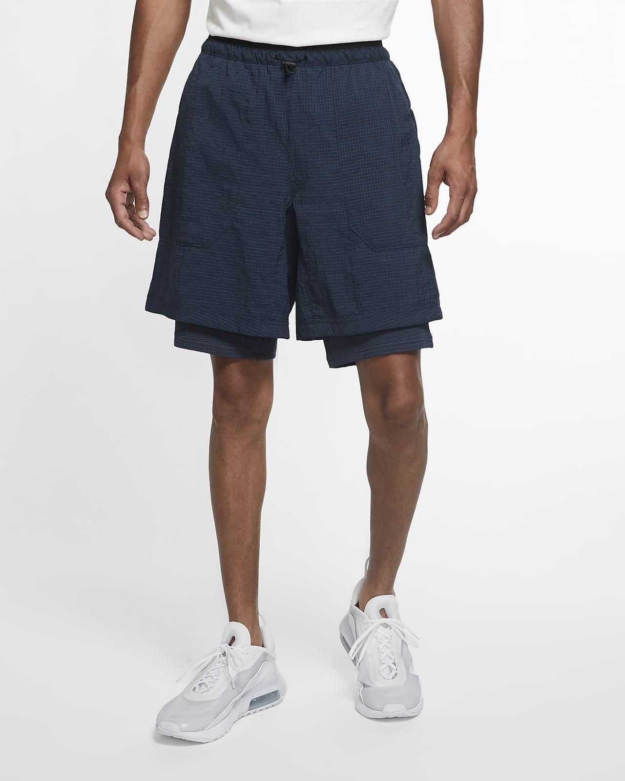 Shorts de tejido Woven para hombre Nike Sportswear Tech Pack