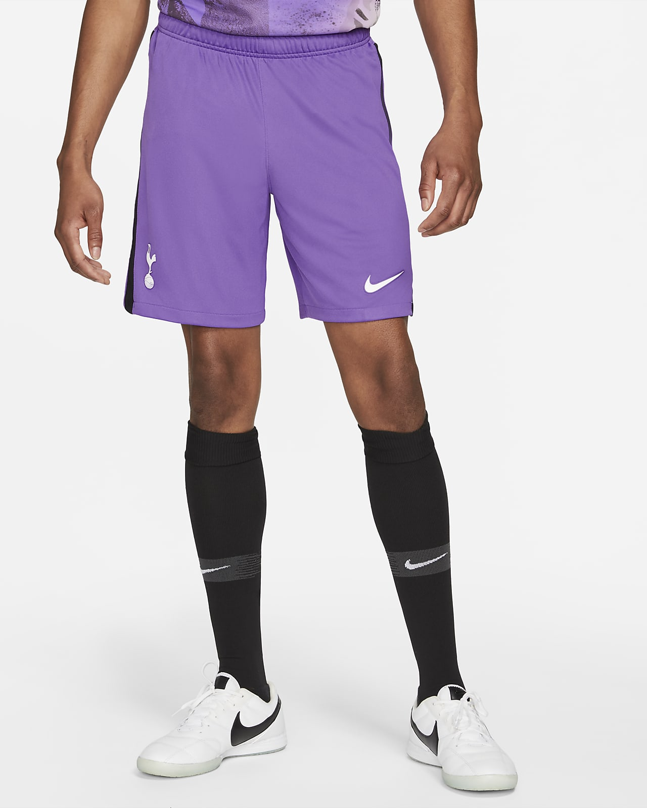 Calções de futebol Nike Dri-FIT do terceiro equipamento Stadium Tottenham Hotspur 2021/22 para homem