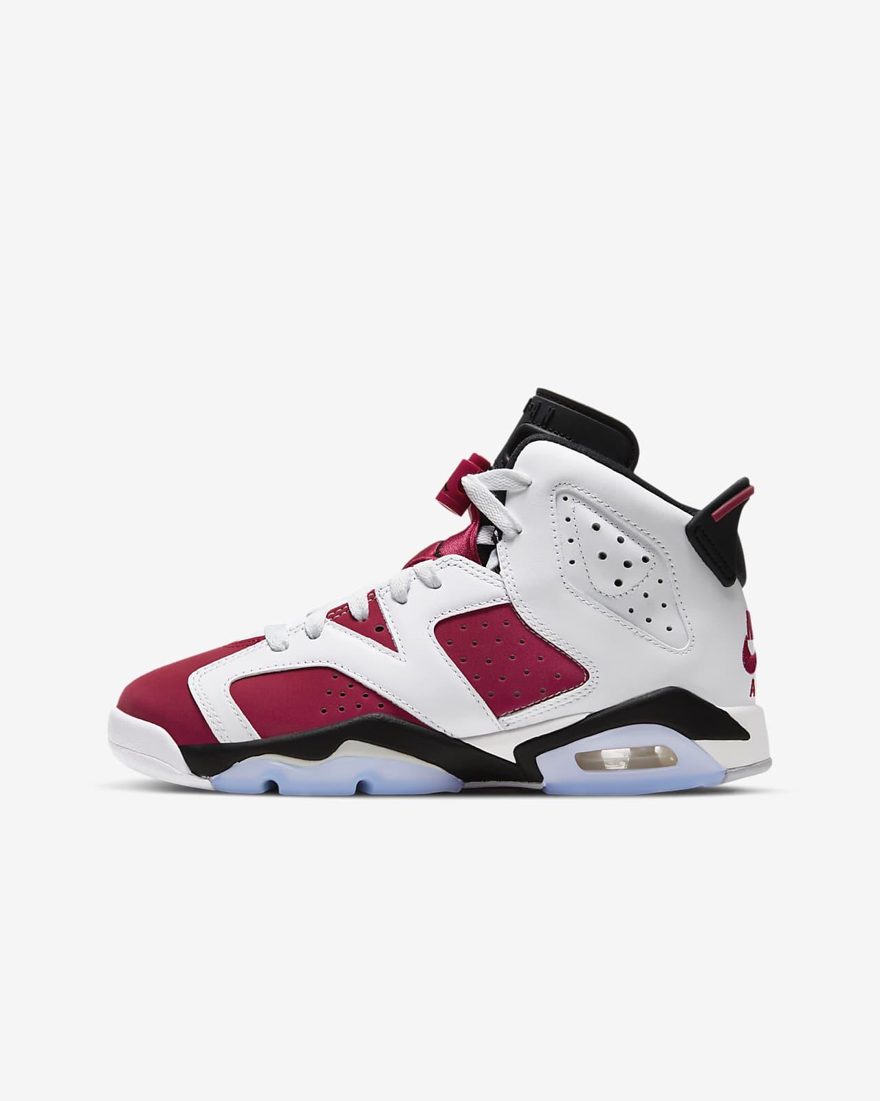 Air Jordan 6 Retro Schuh für ältere Kinder