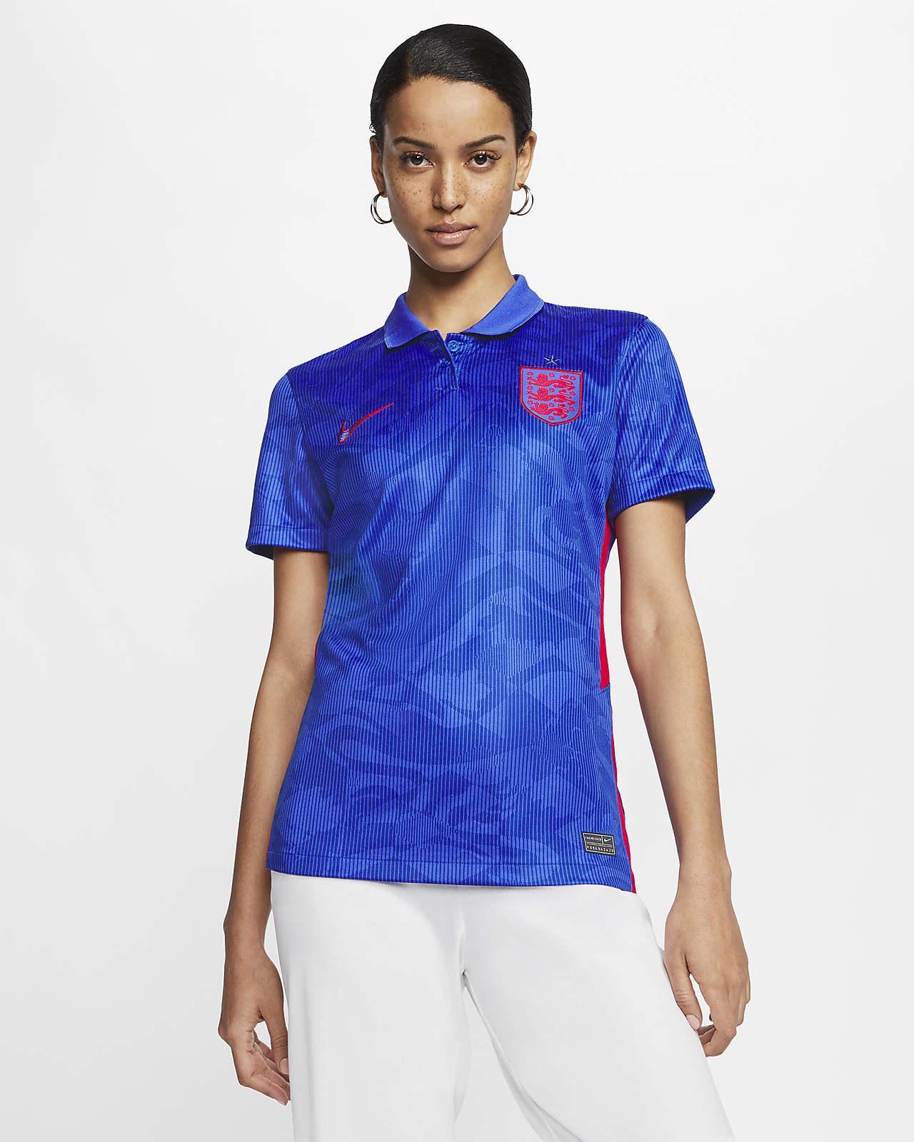 England 2020 Stadium Away Women's Soccer Jersey