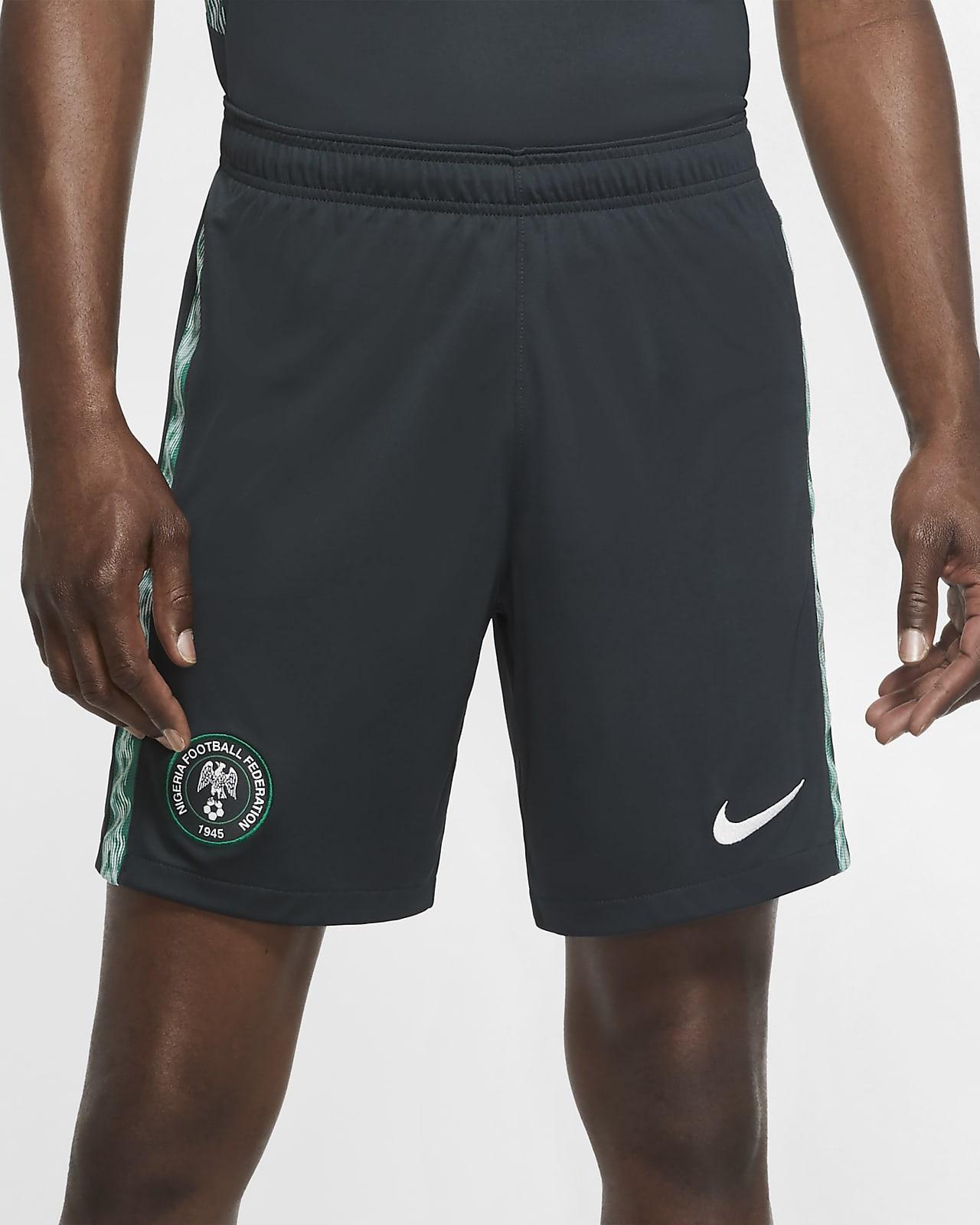 Nigeria 2020 Stadium Away Men's Soccer Shorts