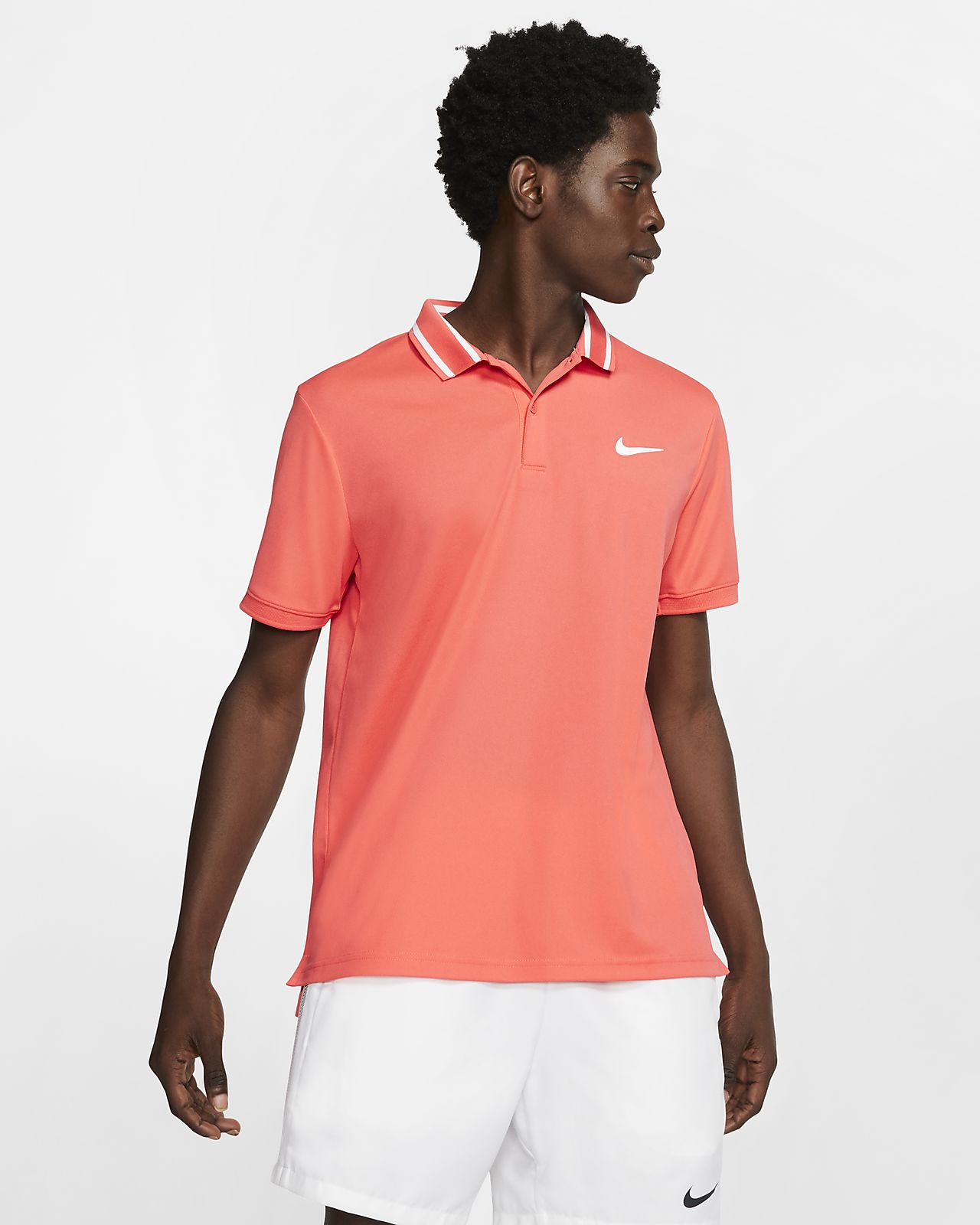 NikeCourt Dri FIT Men's Tennis Polo