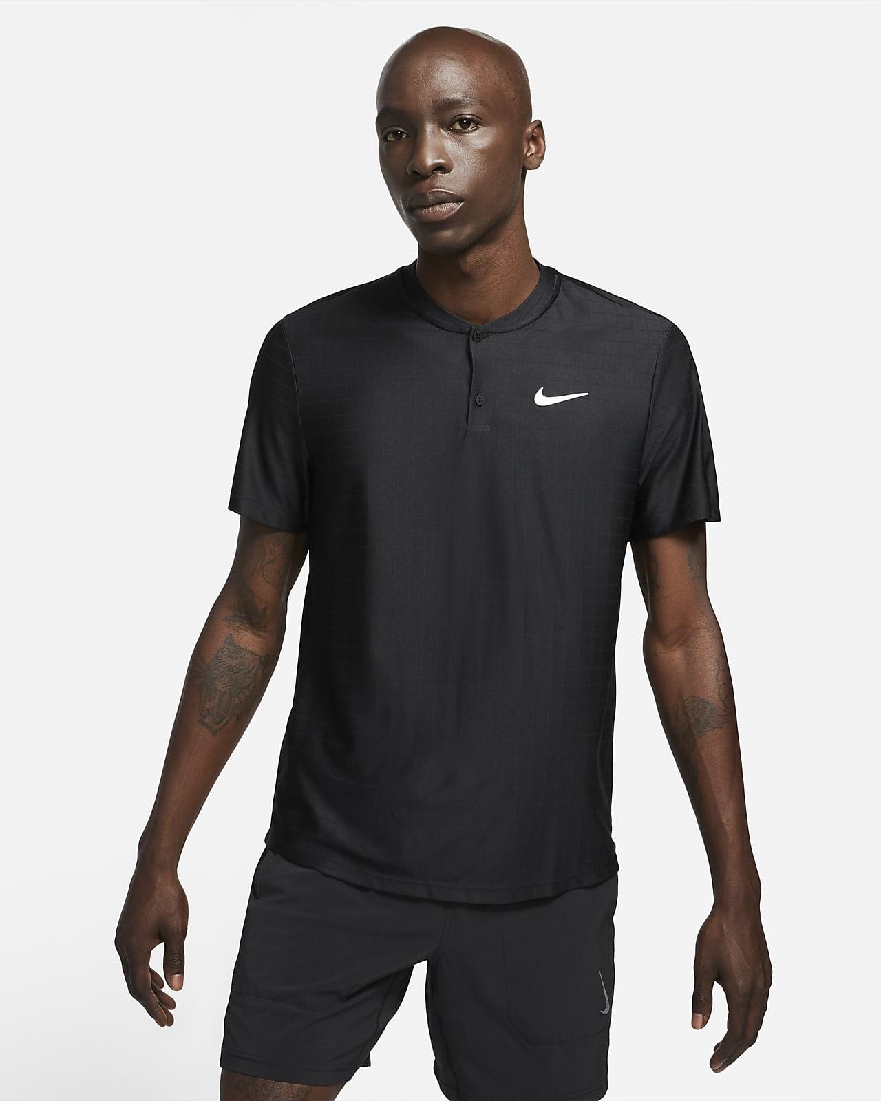 NikeCourt Dri-FIT Advantage Tennis-Polo für Herren