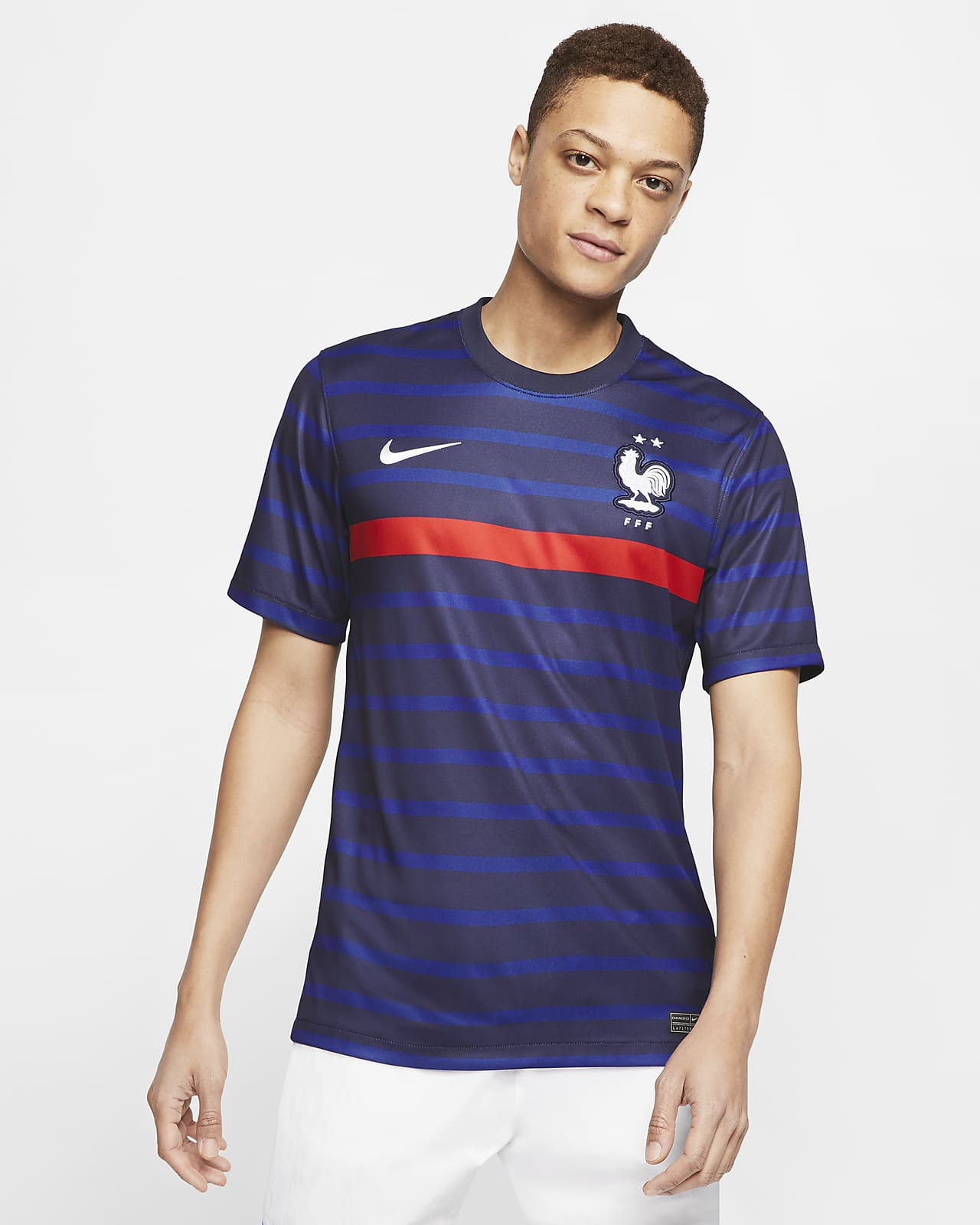 FFF 2020 Stadium Home Men's Football Shirt