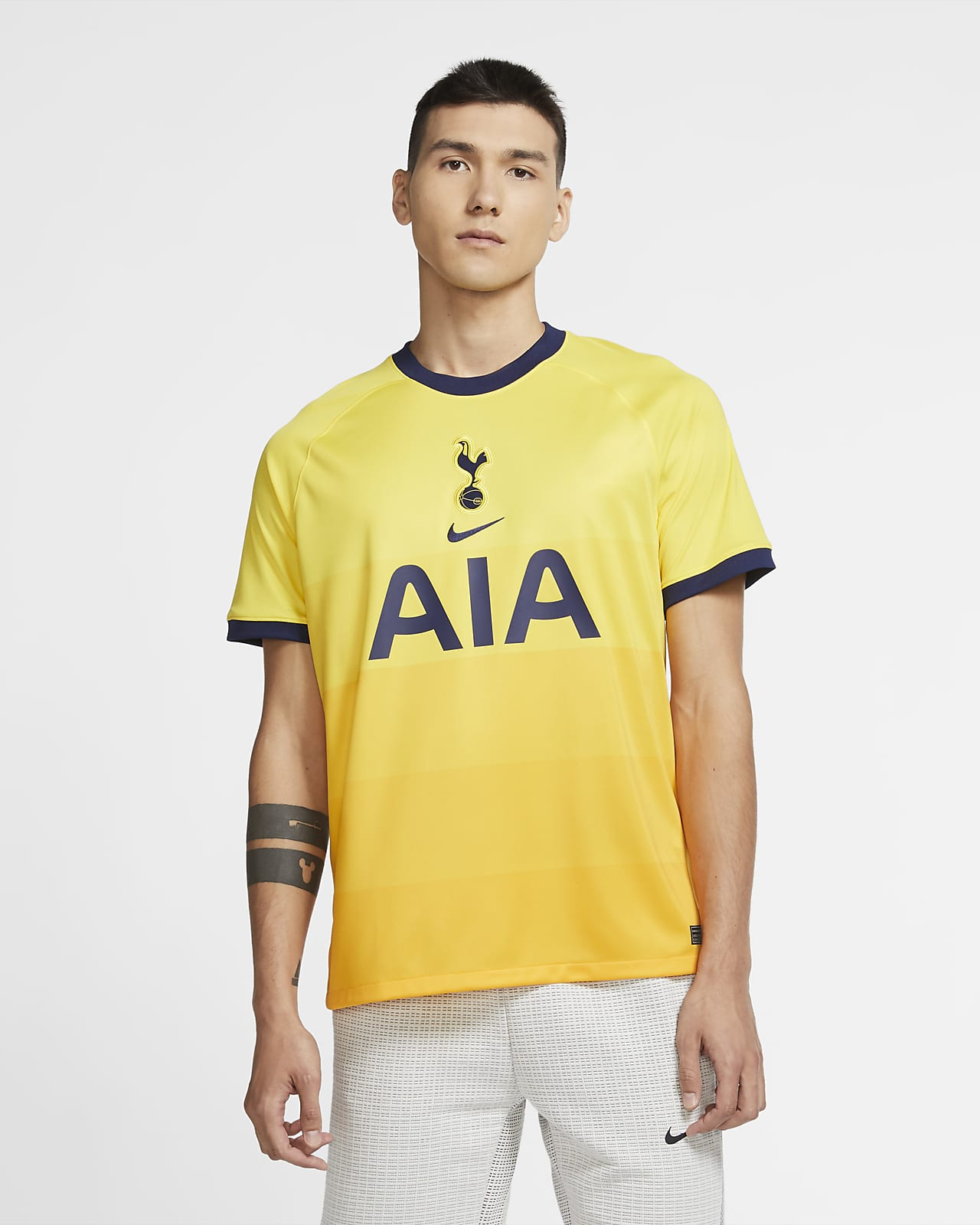 Tottenham Hotspur 2020/21 Stadium Third Men's Football Shirt