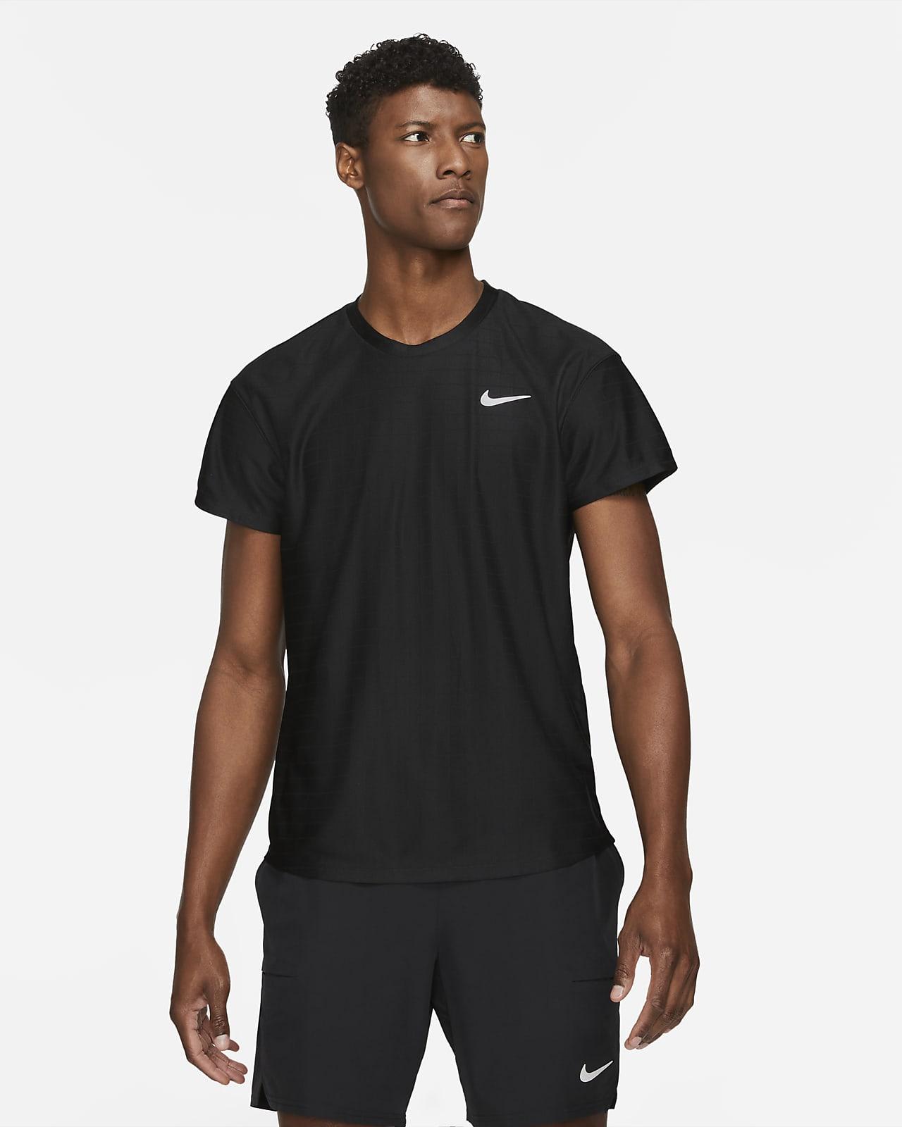 NikeCourt Dri-FIT Advantage Herren-Tennisoberteil