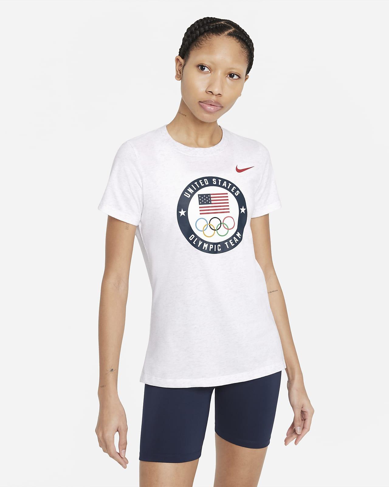 Nike Dri-FIT Team USA Women's Training T-Shirt