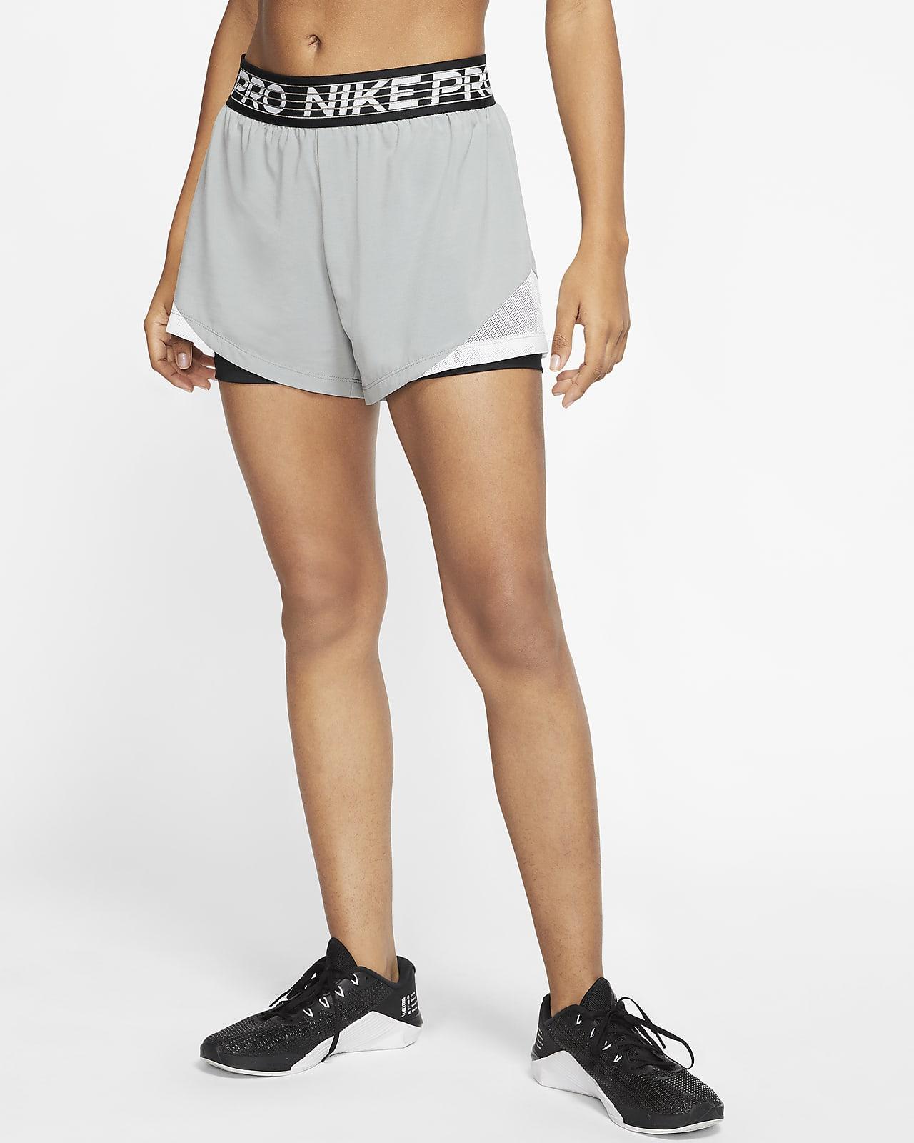 Shorts 2 en 1 para mujer Nike Pro Flex