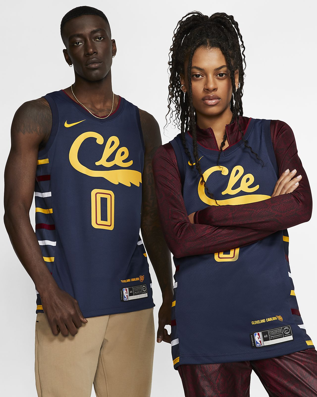 Kevin Love Cavaliers – Camiseta Nike NBA Swingman City Edition