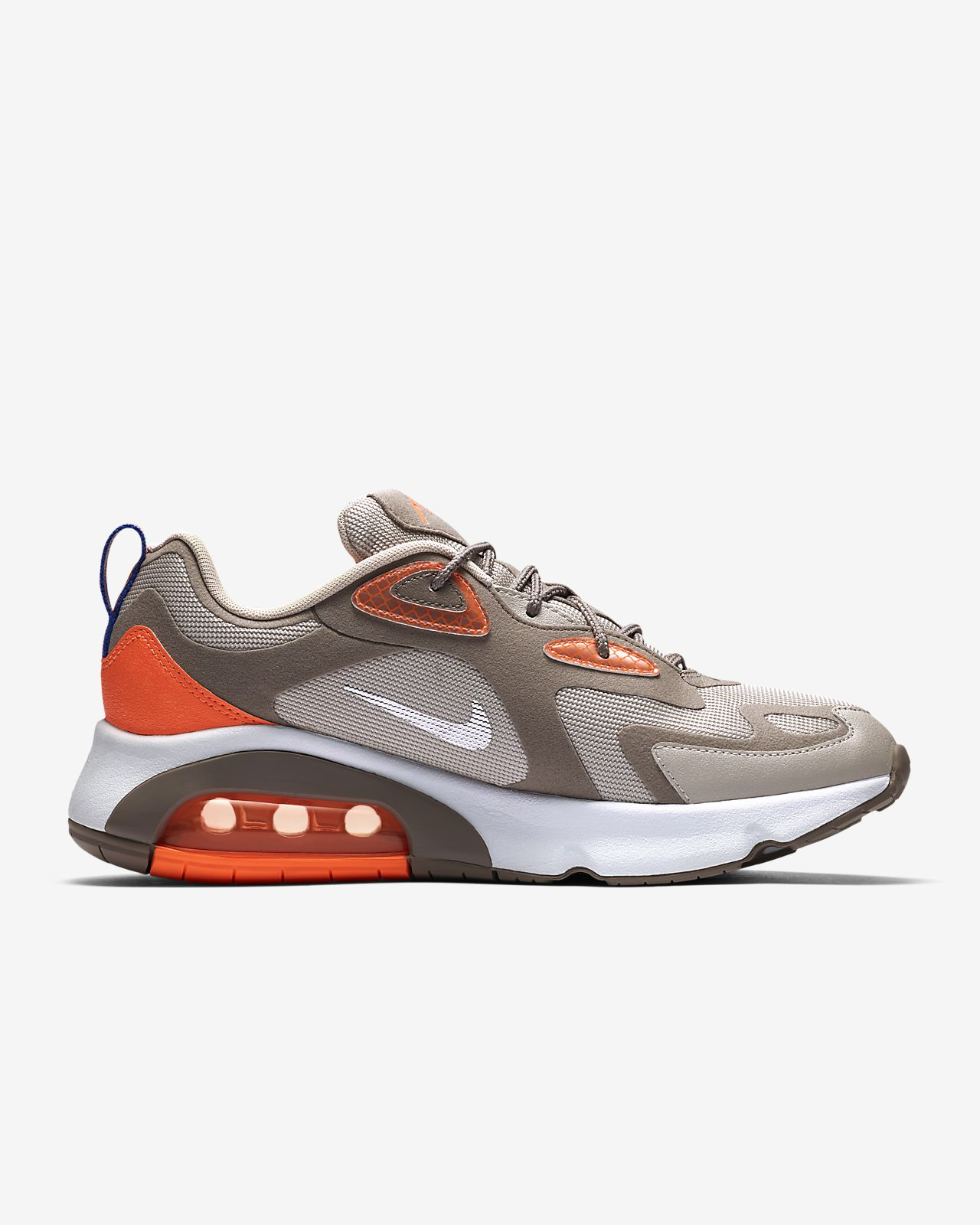 Men Nike Air Max 95 Silver Orange,noticeable and as large a