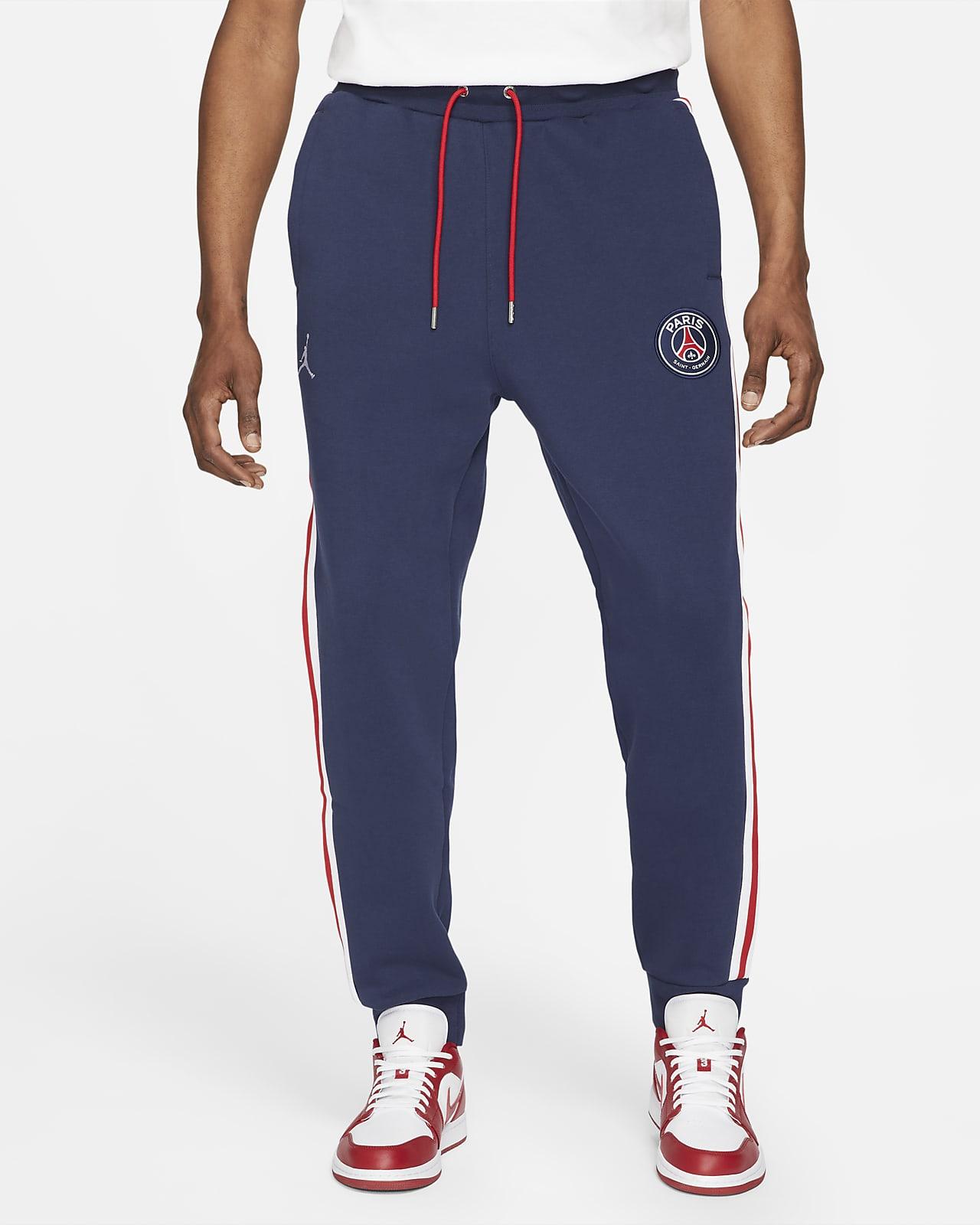 Pantalon en tissu Fleece Paris Saint-Germain pour Homme