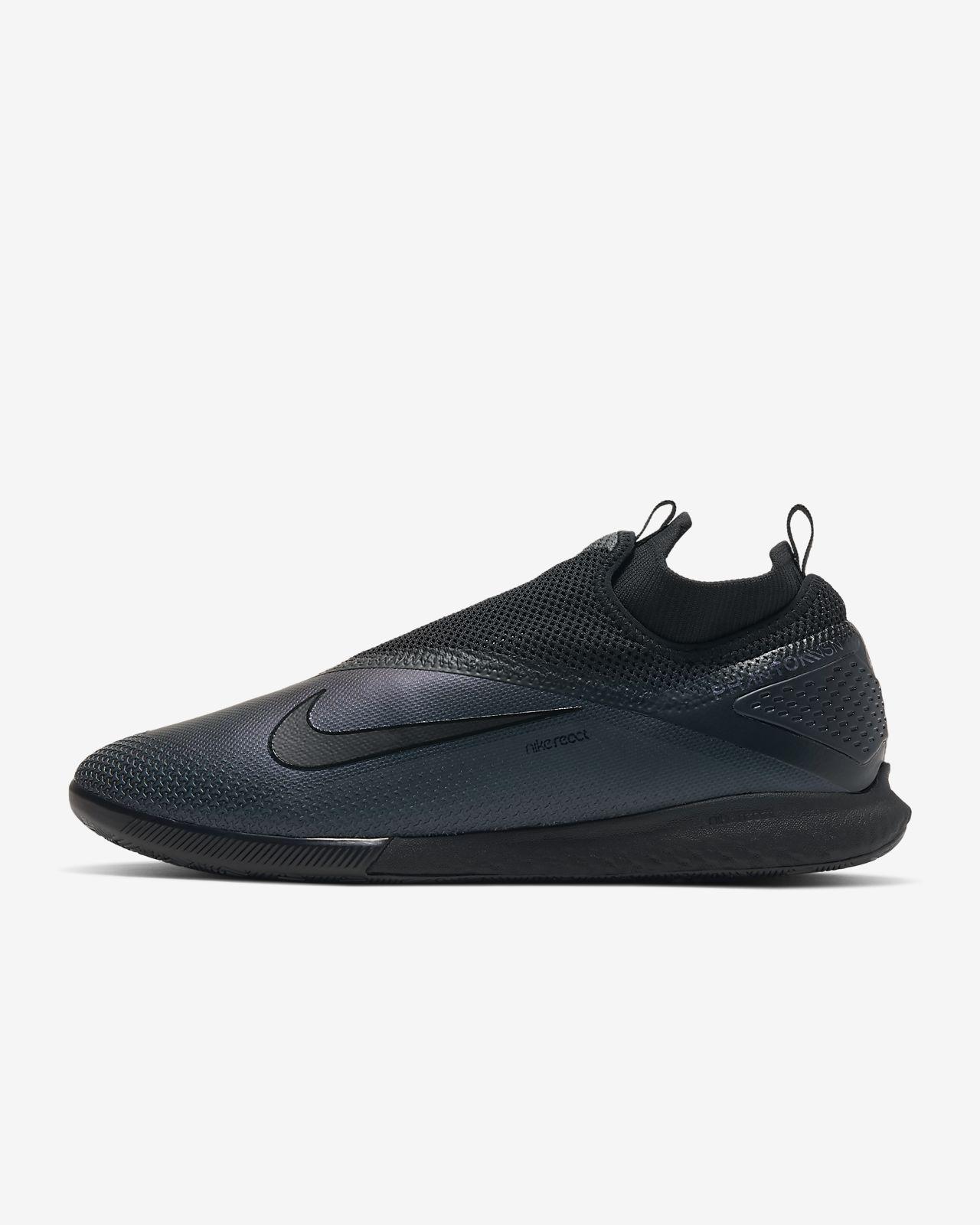 Sapatilhas de futsal Nike React Phantom Vision 2 Pro Dynamic Fit IC