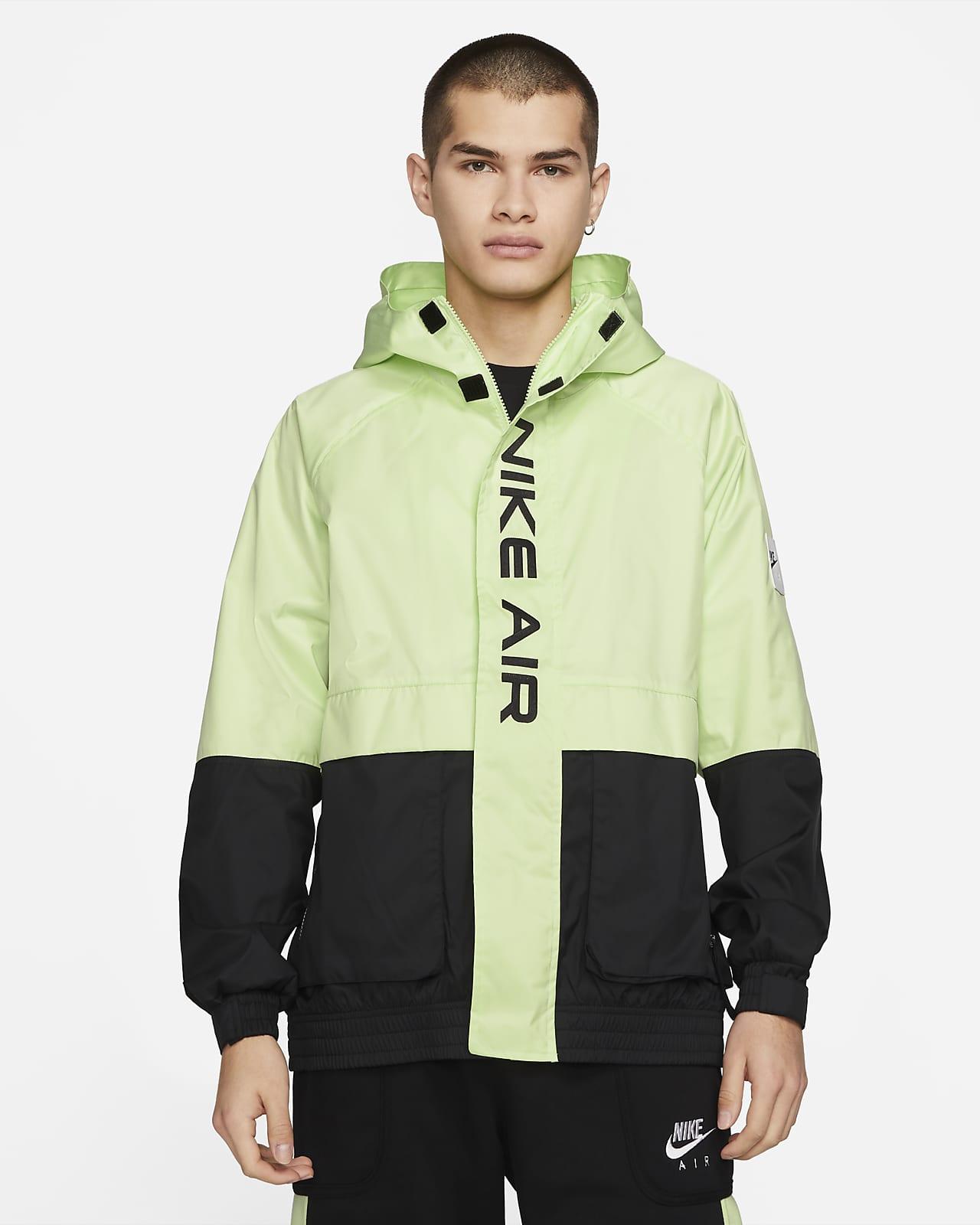 Veste à capuche doublée Nike Air pour Homme