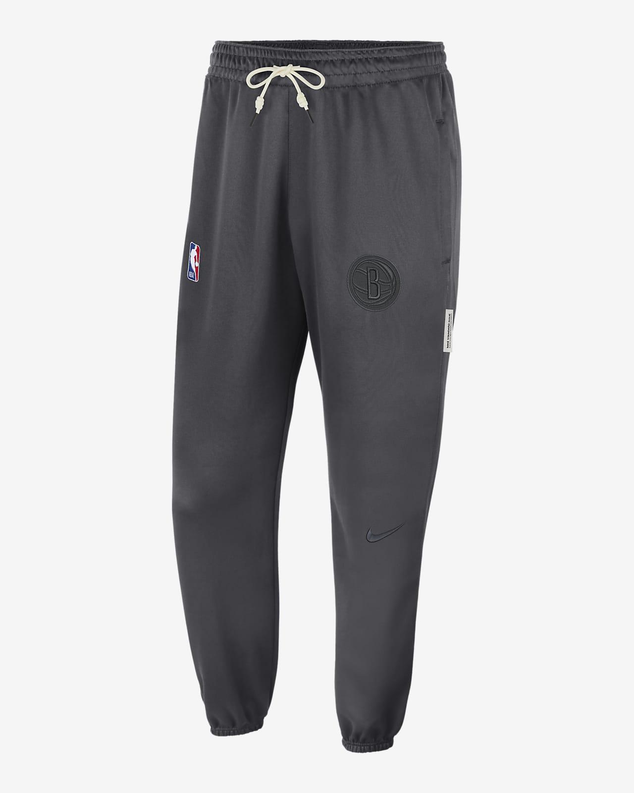 Brooklyn Nets Standard Issue Men's Nike Dri-FIT NBA Trousers