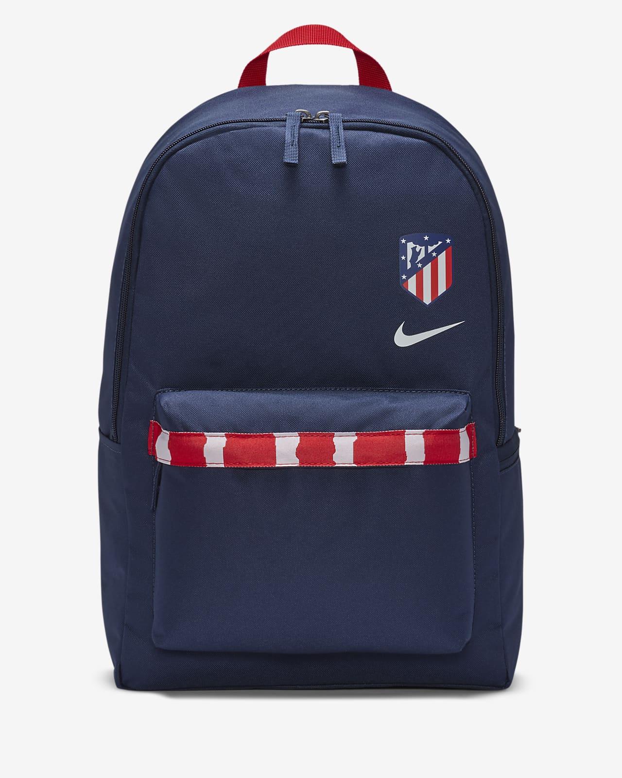 Atlético de Madrid Stadium Football Backpack