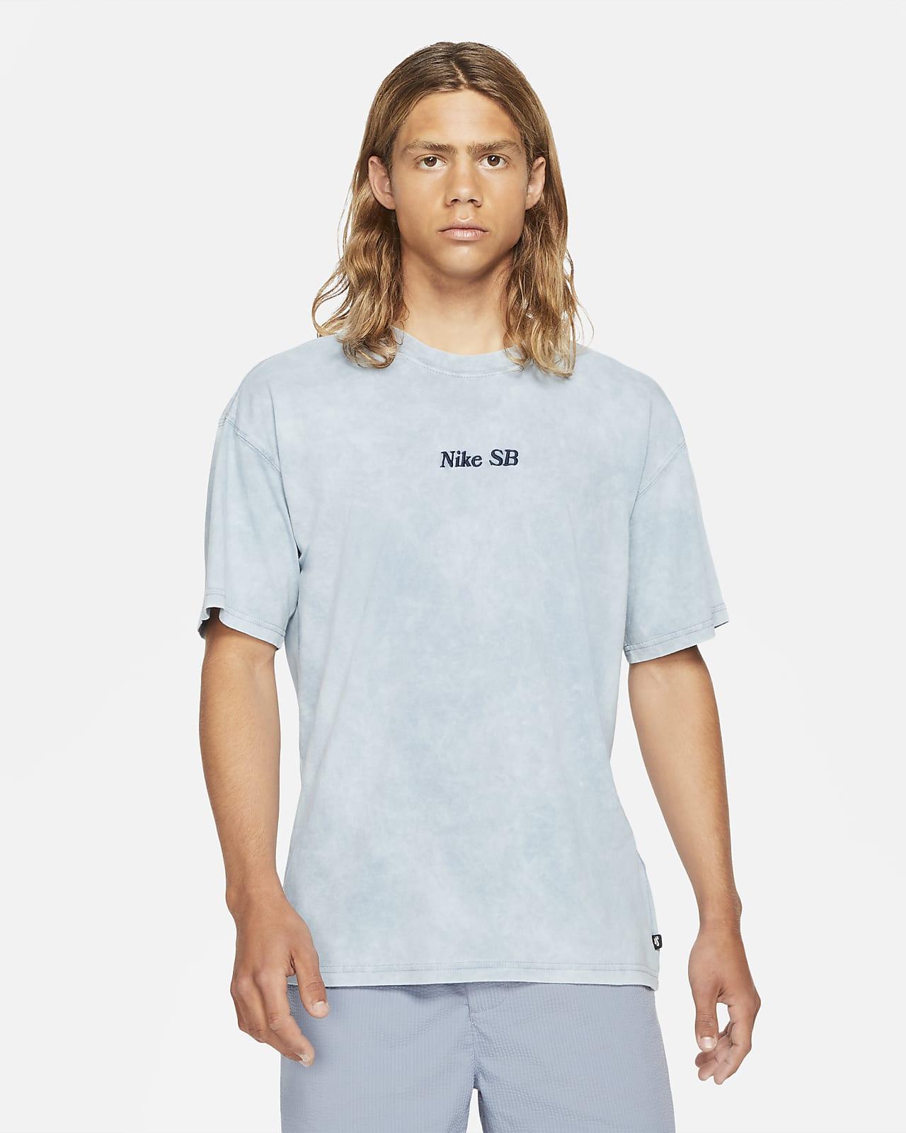 Playera de skateboarding lavada Nike SB