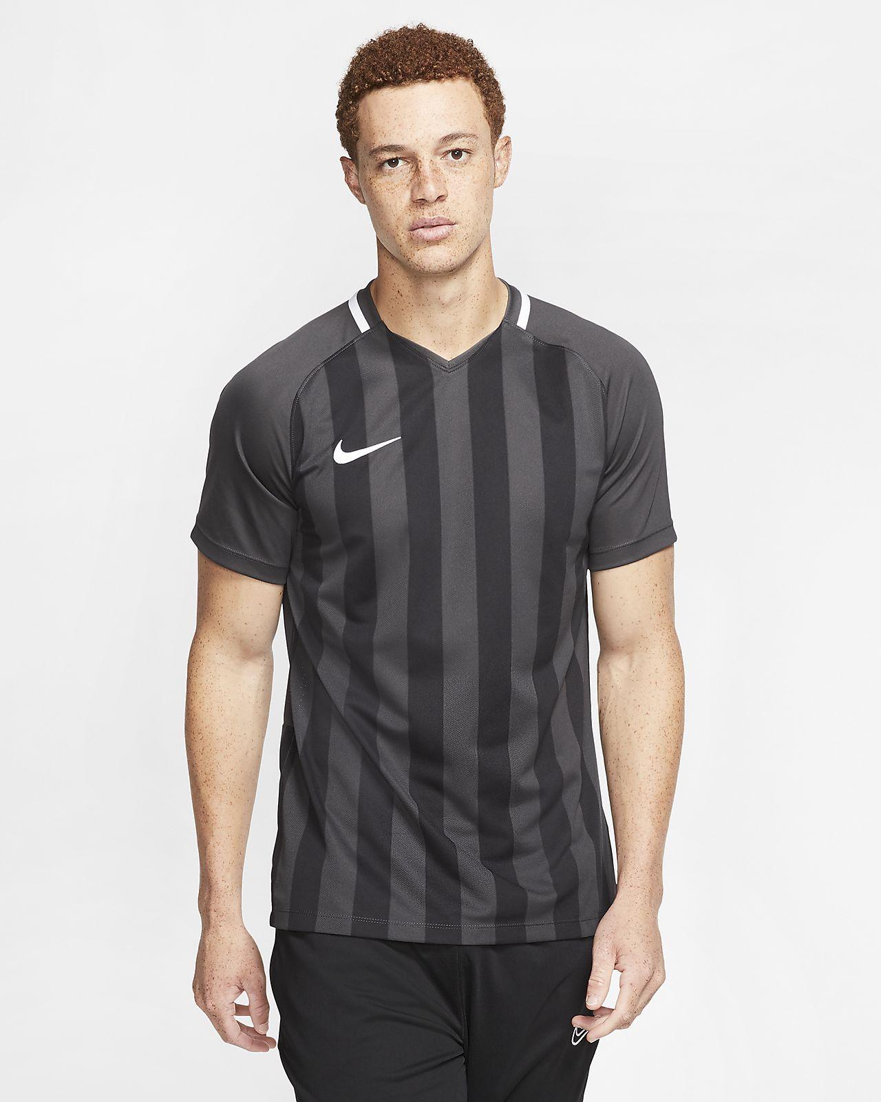 Fotbollströja Nike Striped Division 3 för män