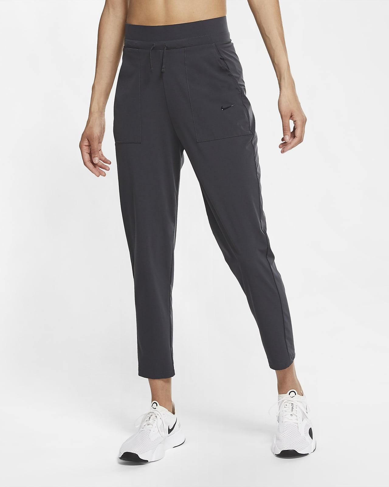 Pantalones de entrenamiento de 7/8 para mujer Nike Bliss Luxe