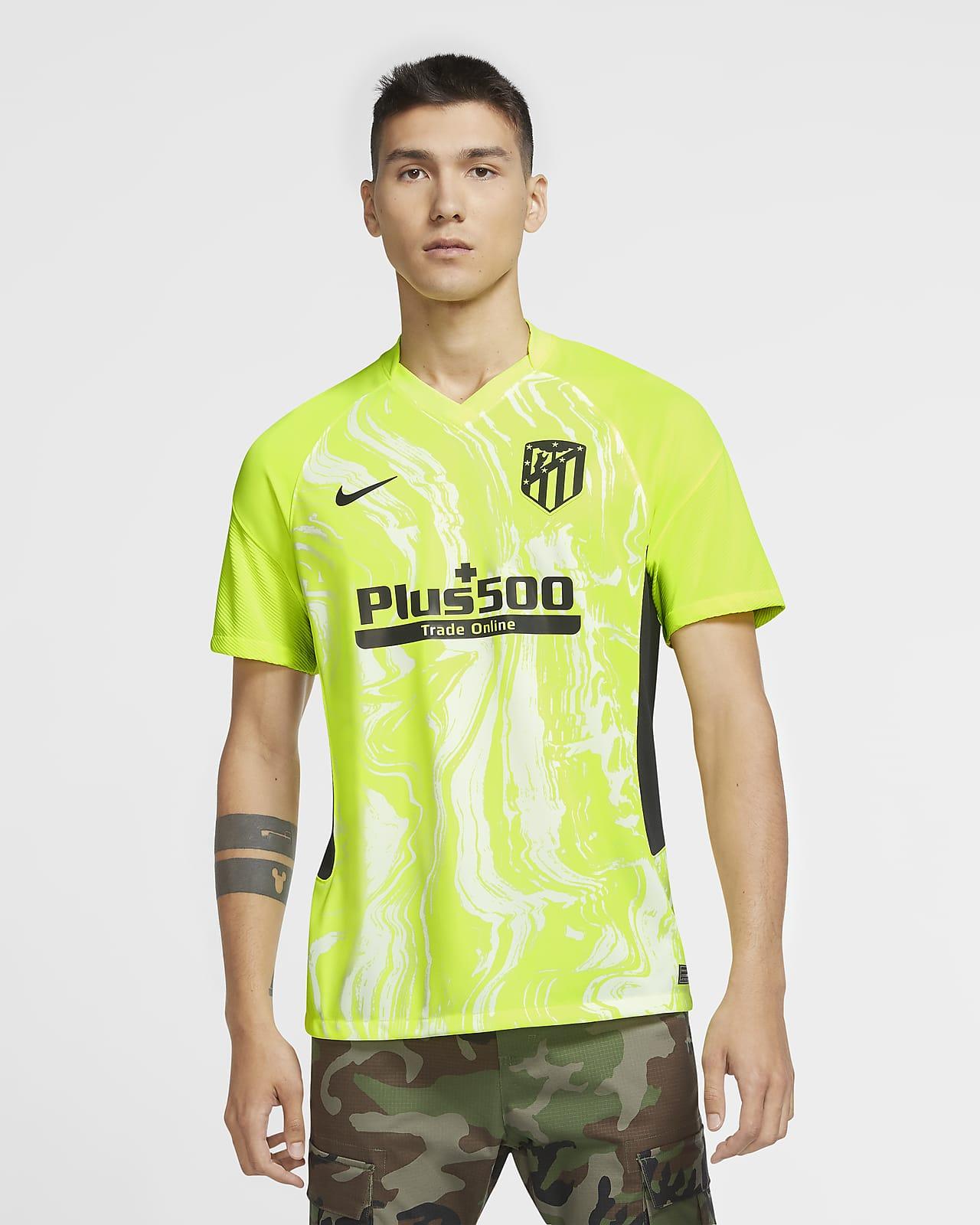 Atlético de Madrid 2020/21 Stadium Third Men's Football Shirt
