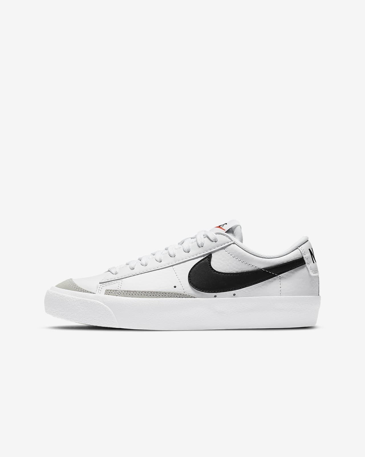 Nike Blazer 低筒 '77 大童鞋