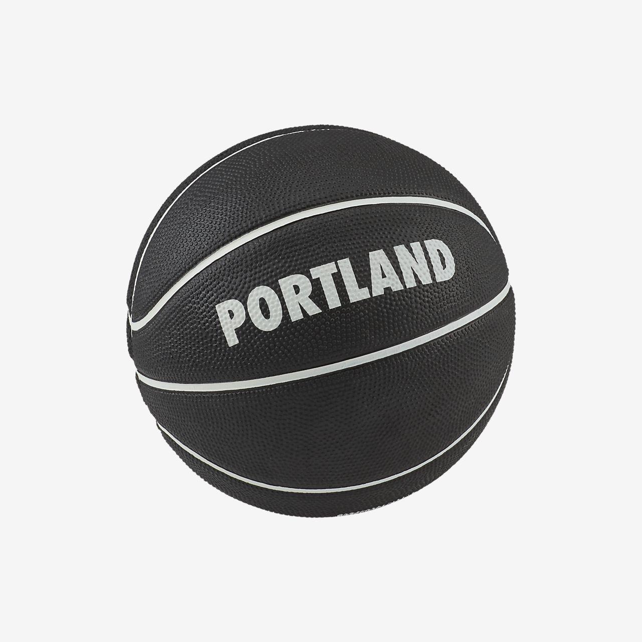 Balón de básquetbol (tamaño 3) Nike Skills Portland