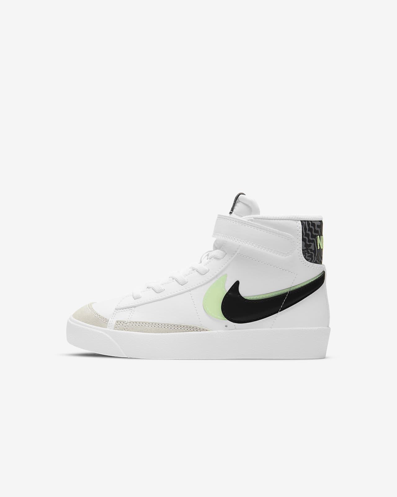 Nike Blazer Mid '77 SE Little Kids' Shoe