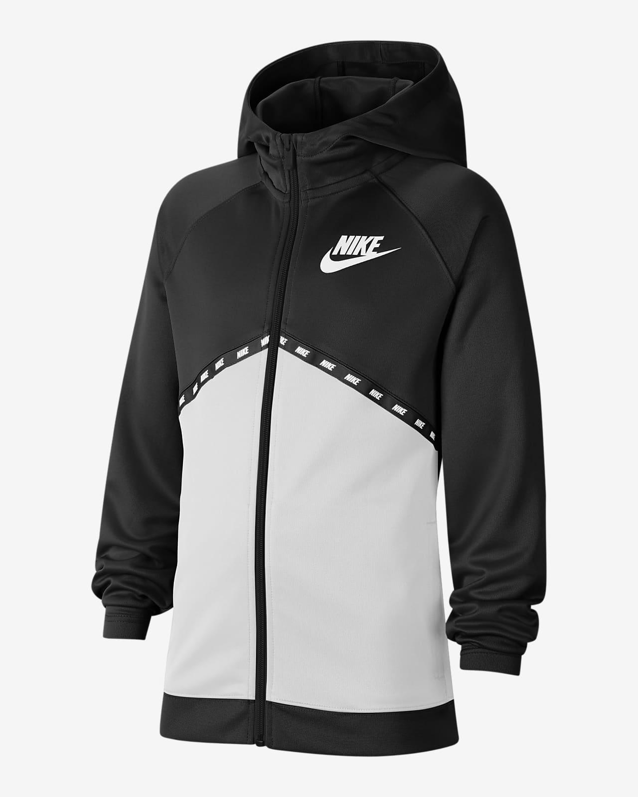Sweat à capuche entièrement zippé Nike Sportswear pour Garçon plus âgé