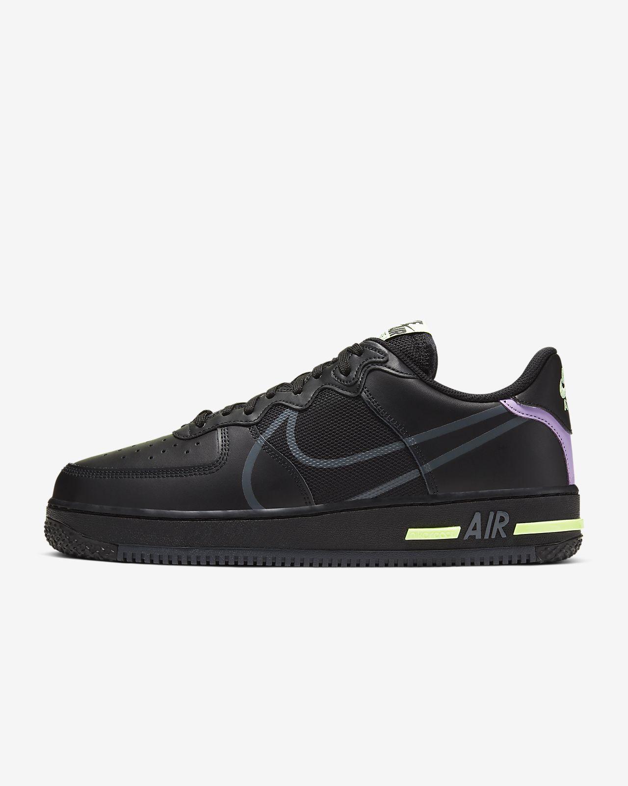 รองเท้าผู้ชาย Nike Air Force 1 React