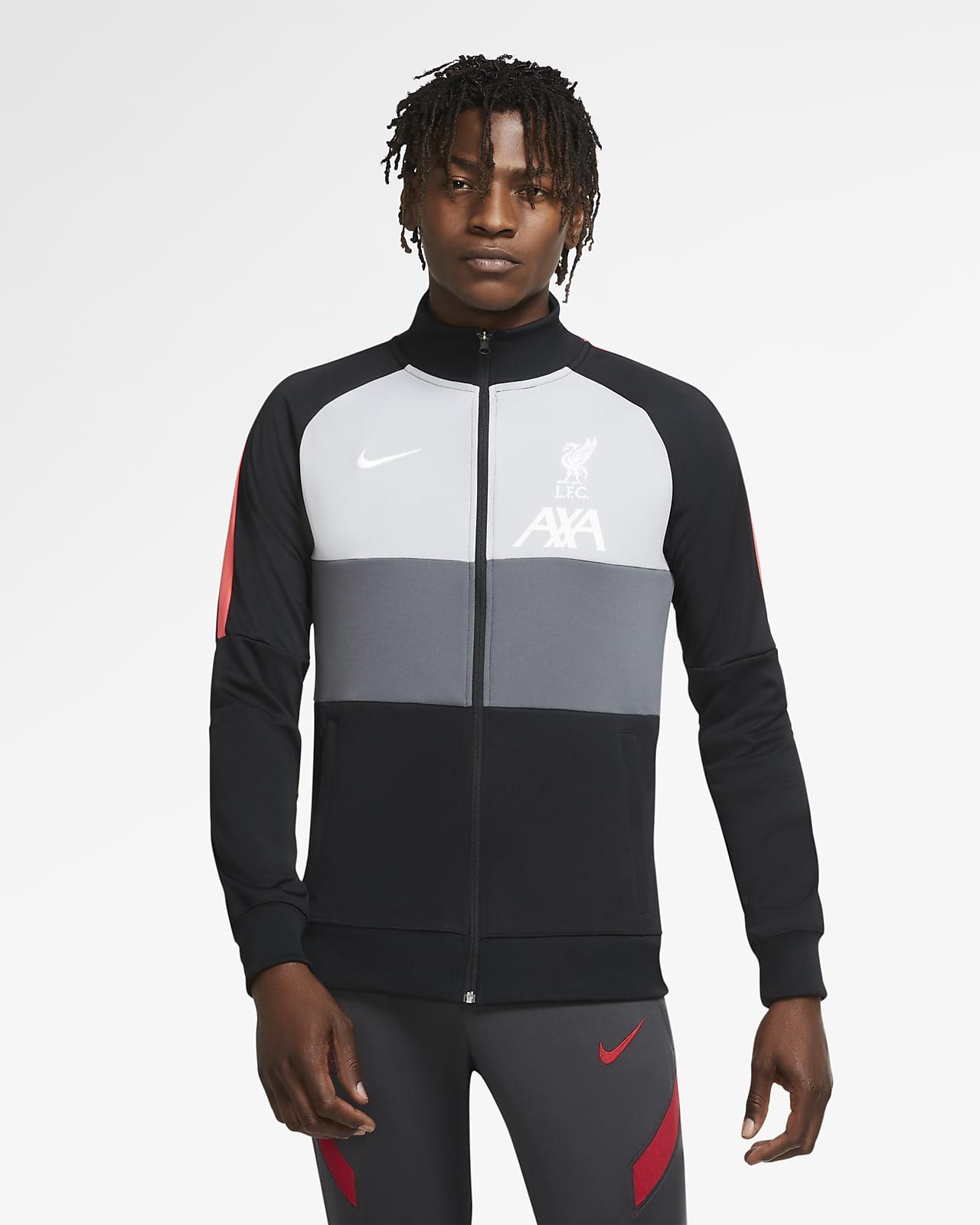 Мужская футбольная куртка Liverpool FC