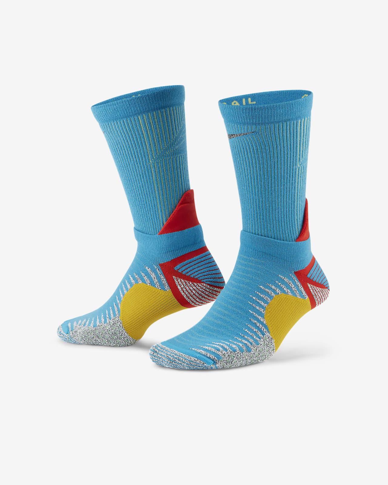 Κάλτσες μεσαίου ύψους για τρέξιμο σε ανώμαλο δρόμο Nike