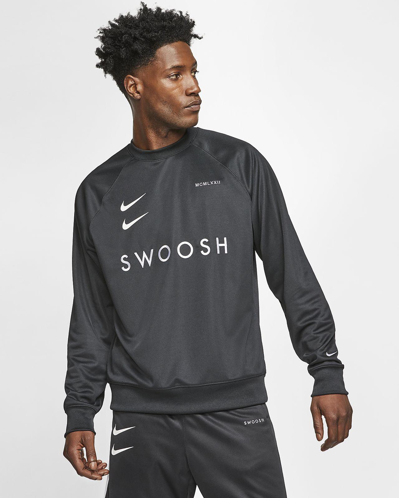 Haut Nike Sportswear Swoosh pour Homme