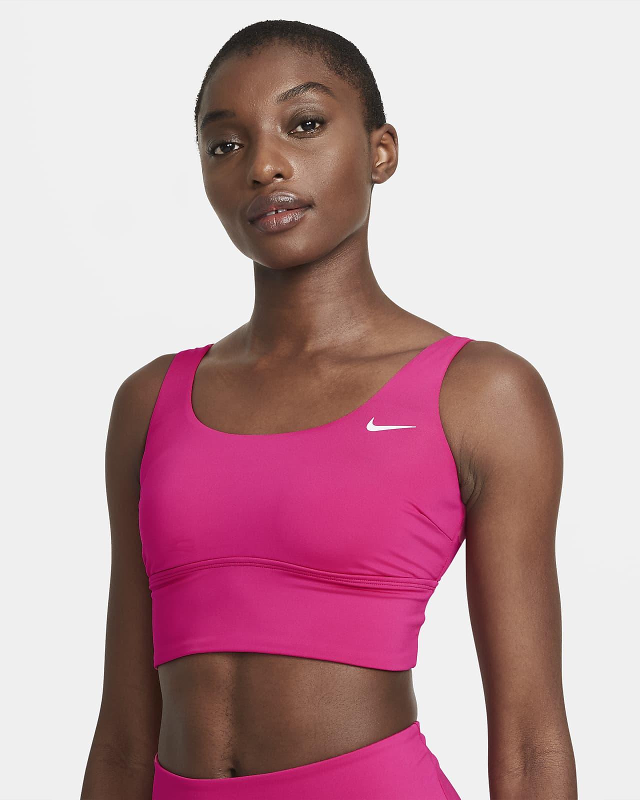 Nike Essential Women's Scoop Neck Midkini Swim Top