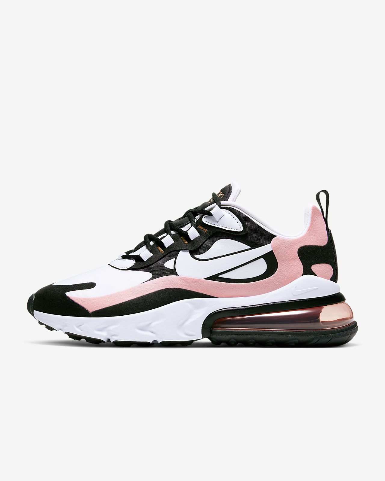 nike air max 270 react rose gris