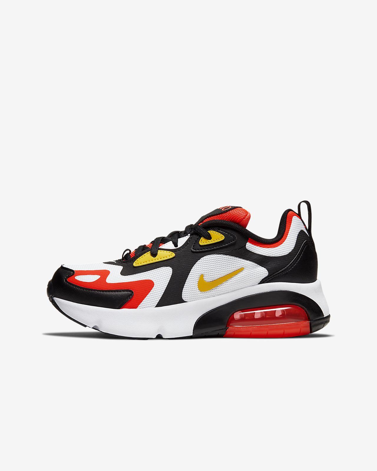 Nike Air Max 200 cipő nagyobb gyerekeknek
