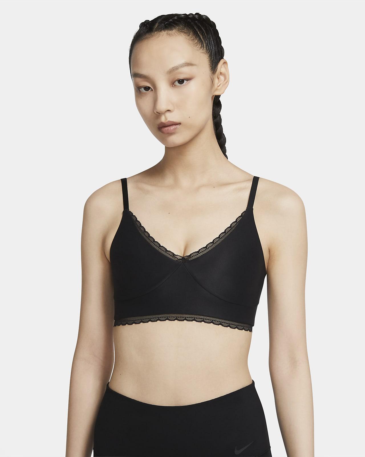 Nike Indy Luxe 女款輕度支撐型運動內衣
